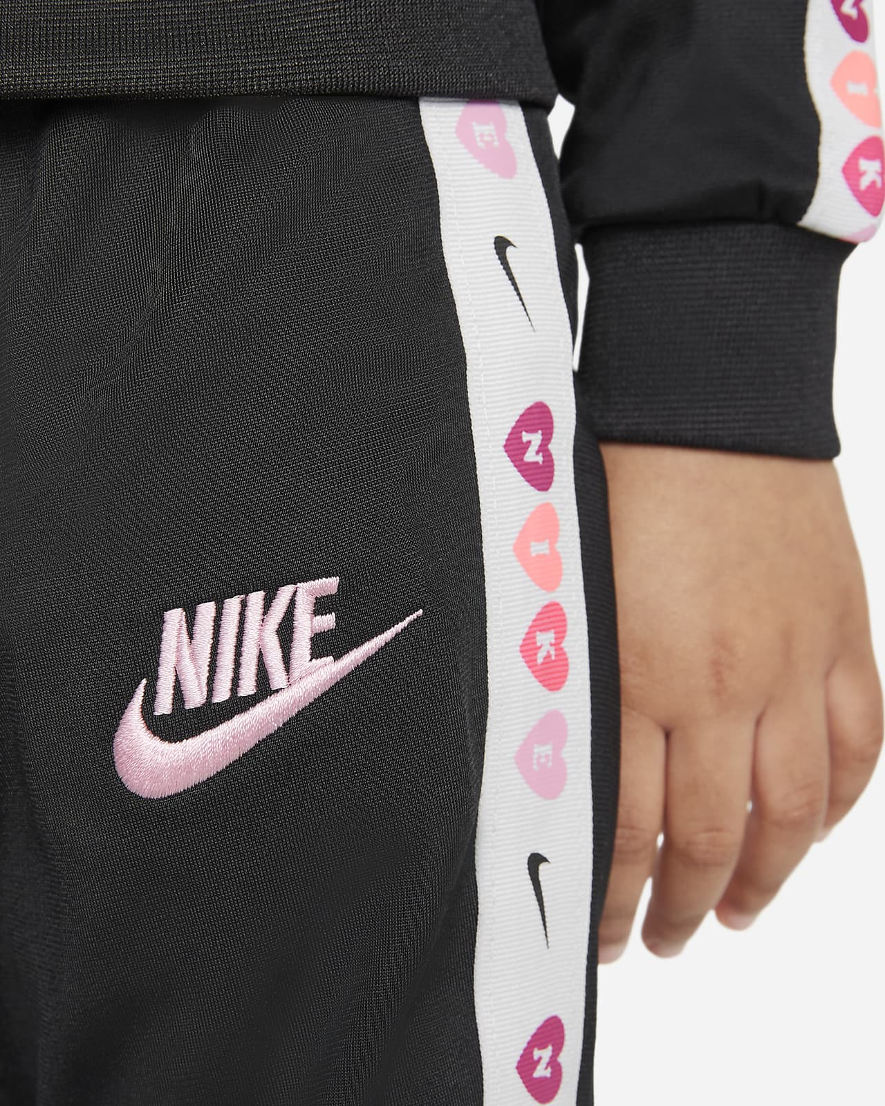Conjunto De Entrenamiento Para Bebé Nike 12 24m Nike Com