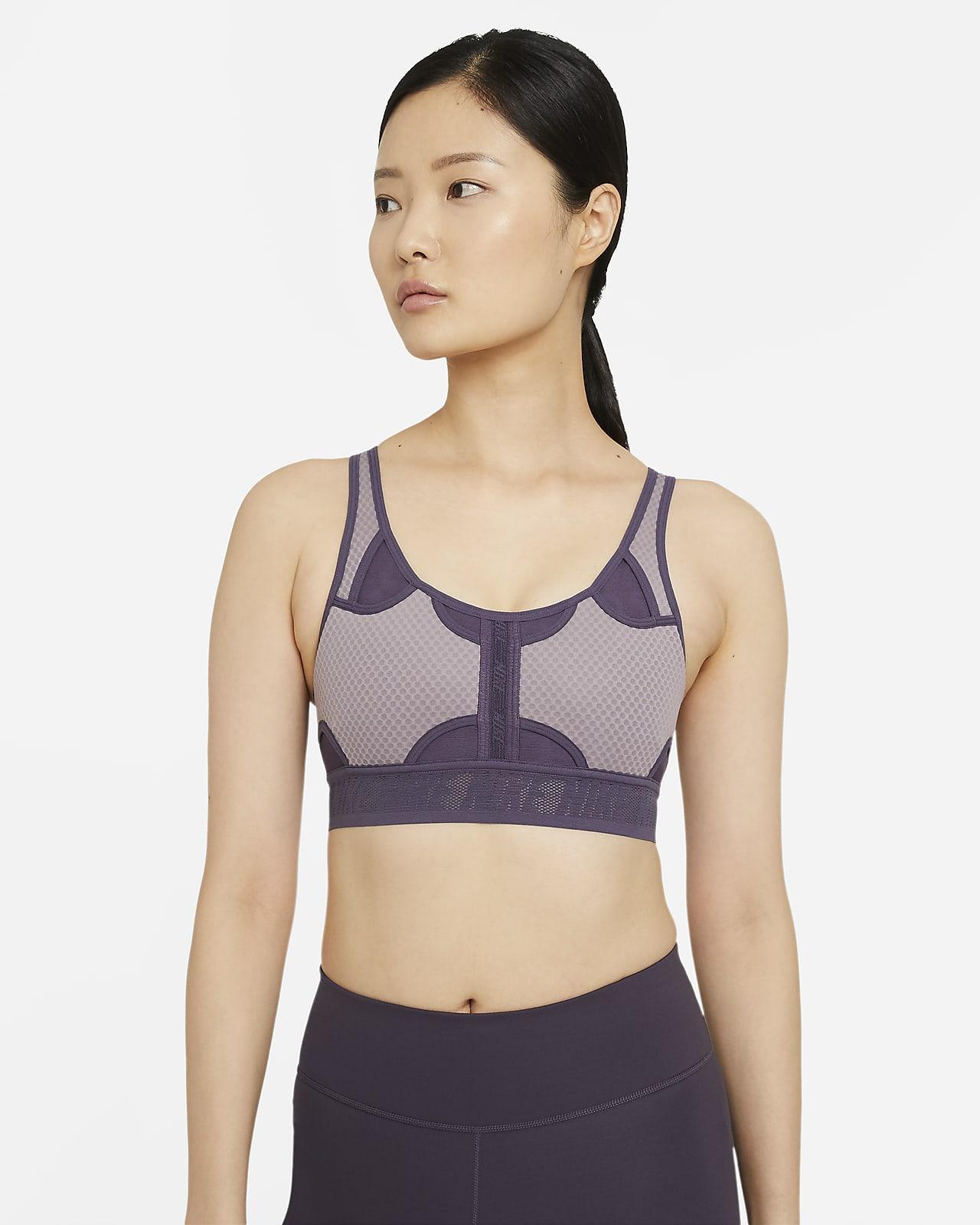 Nike Swoosh UltraBreathe 女款中度支撐型運動內衣