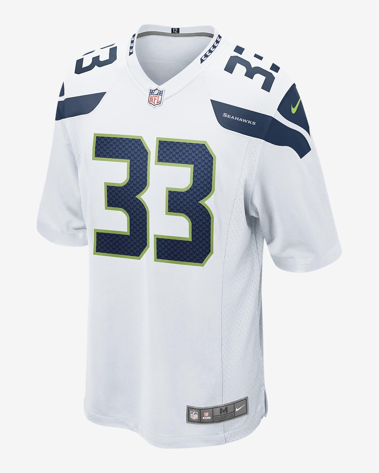 NFL Seattle Seahawks (Jamal Adams) Men's Game Football Jersey