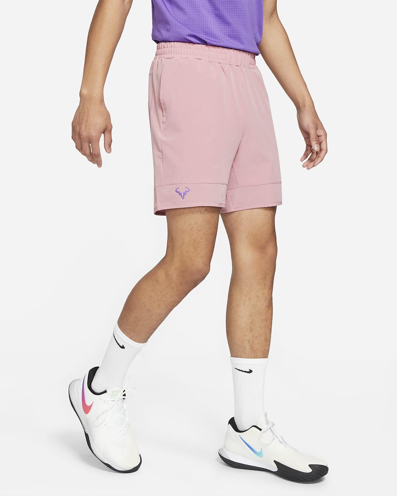 NikeCourt Dri-FIT ADV Rafa Erkek Tenis Şortu