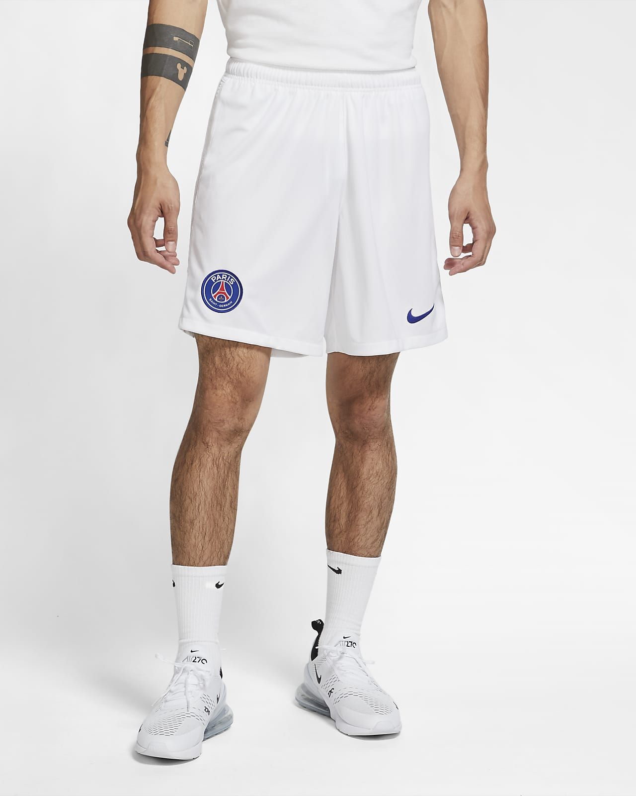Primera/Segunda equipación Stadium París Saint-Germain 2020/21 Pantalón corto de fútbol - Hombre