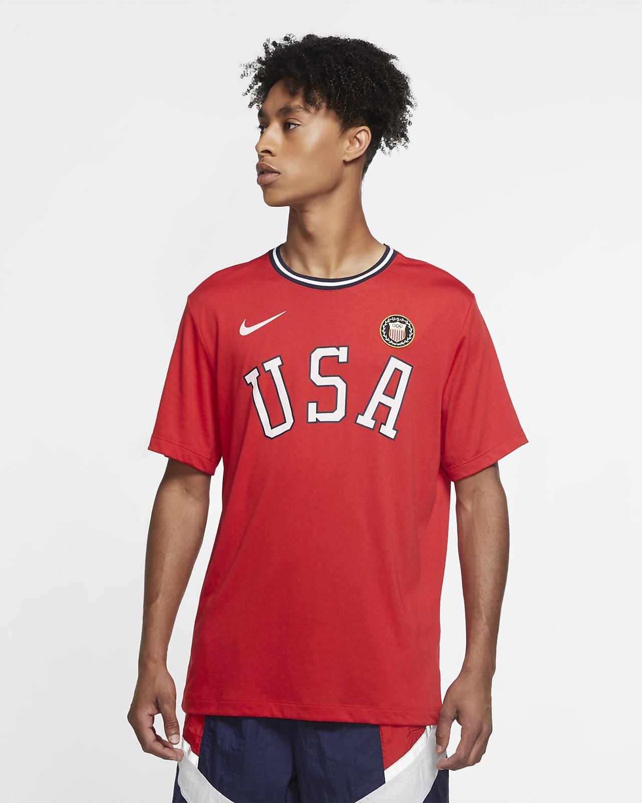 Nike Sportswear Team USA Men's T-Shirt