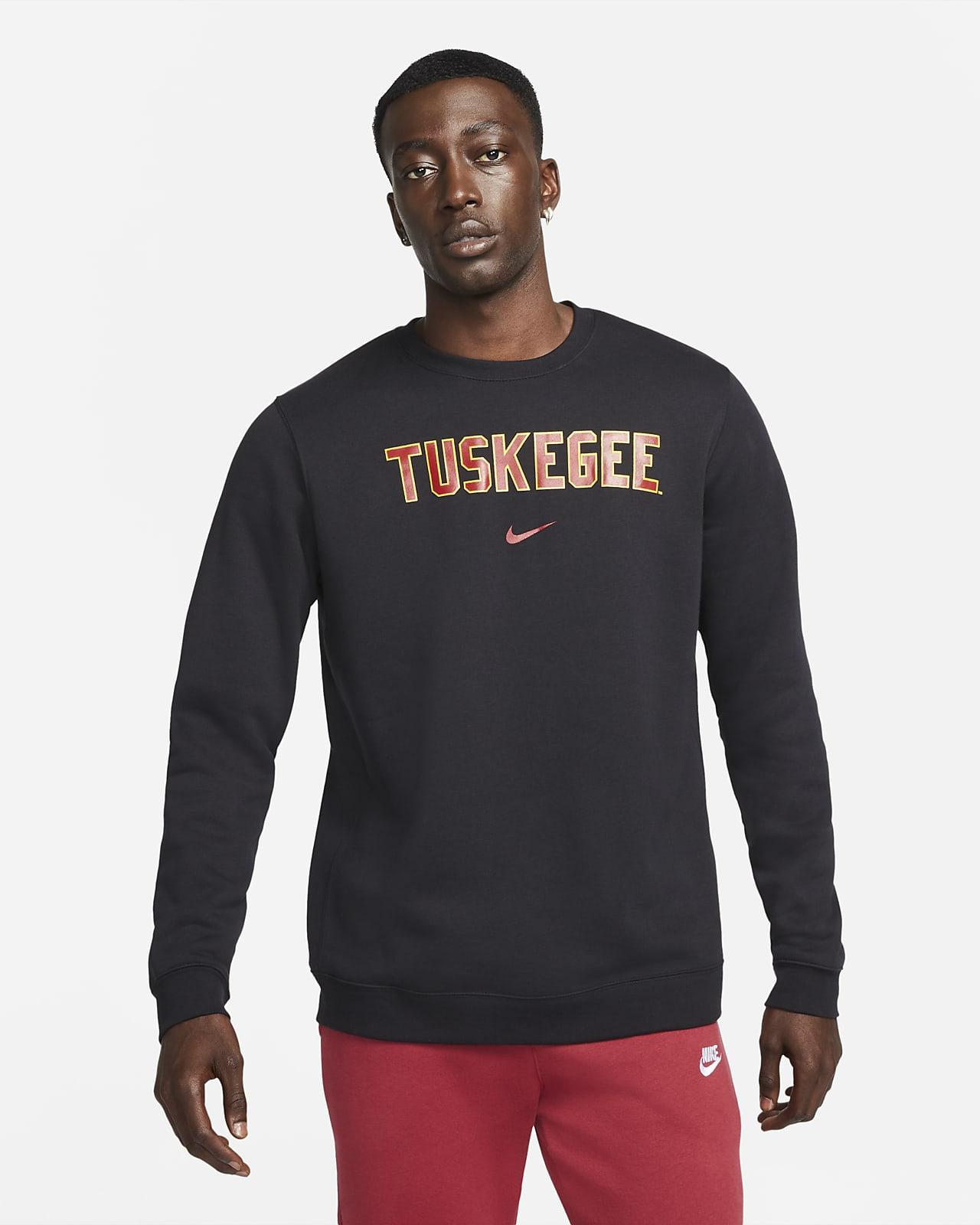 Nike College Club Fleece (Tuskegee) Crew Sweatshirt