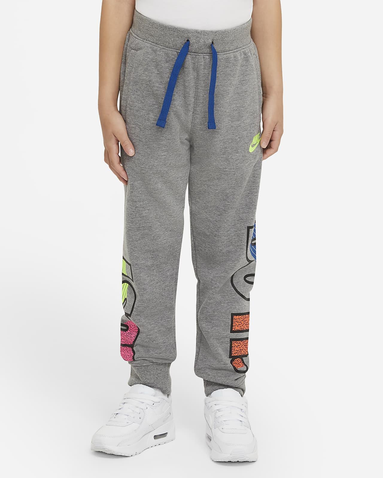 Pantalones Nike para niños talla pequeña