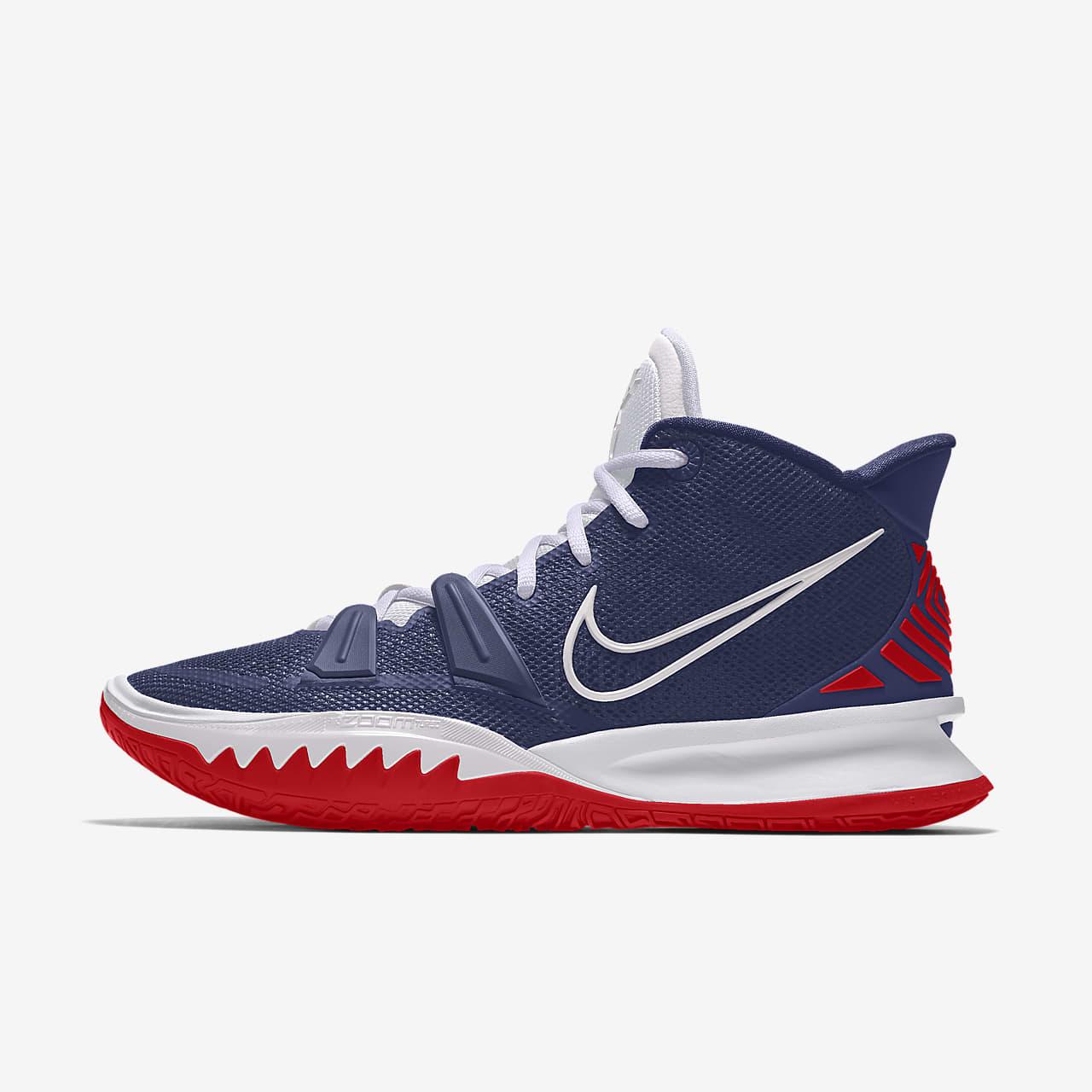 Баскетбольные кроссовки с индивидуальным дизайном Kyrie 7 By You