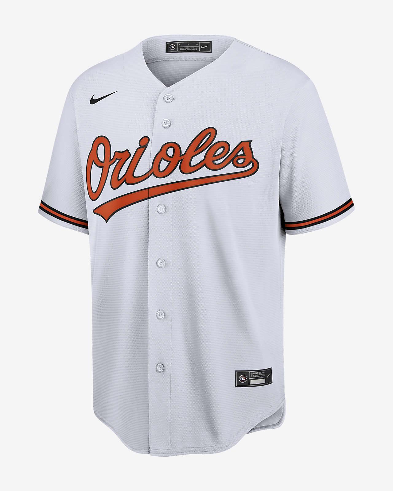 Camiseta De Beisbol Replica Para Hombre Mlb Baltimore Orioles Nike Com