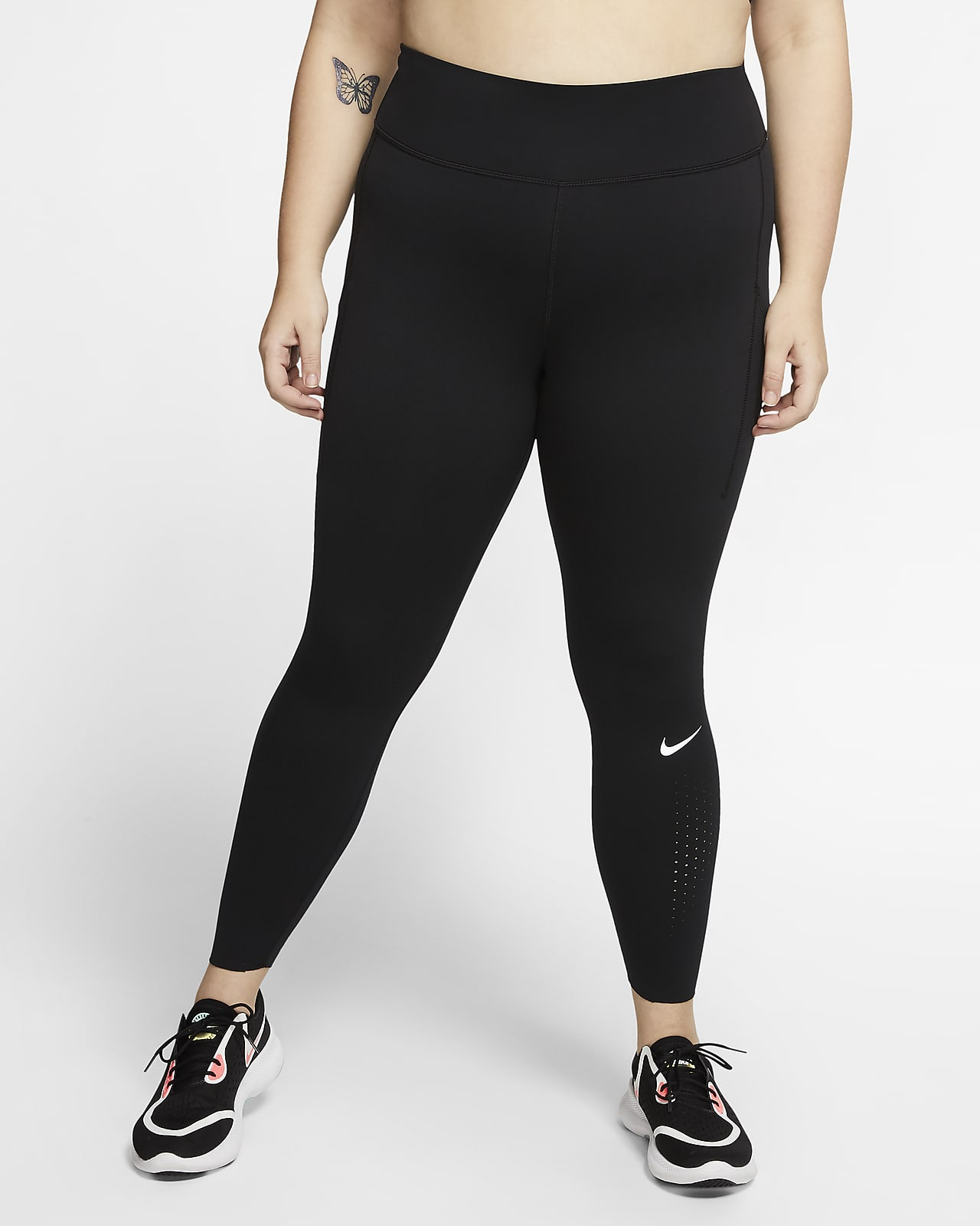 Nike Epic Luxe-løbeleggings til kvinder