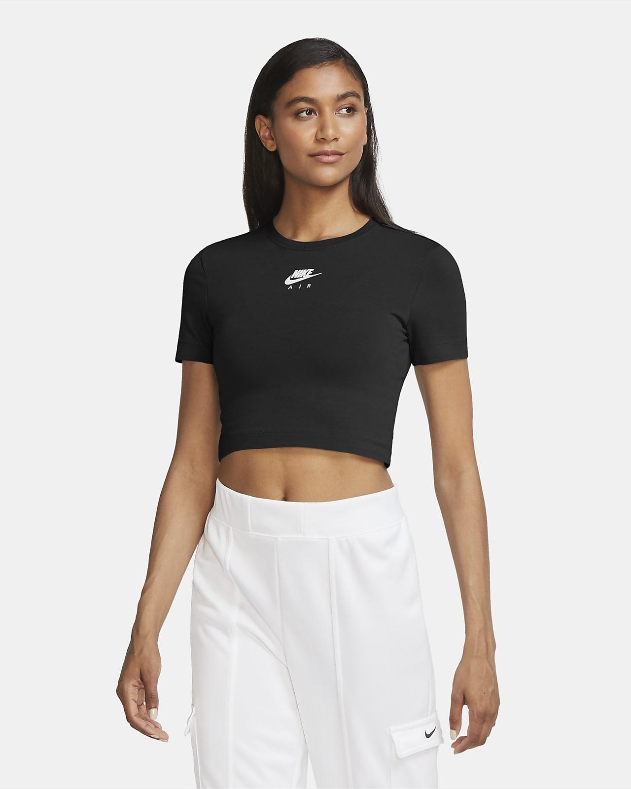 Женская укороченная футболка Nike Air
