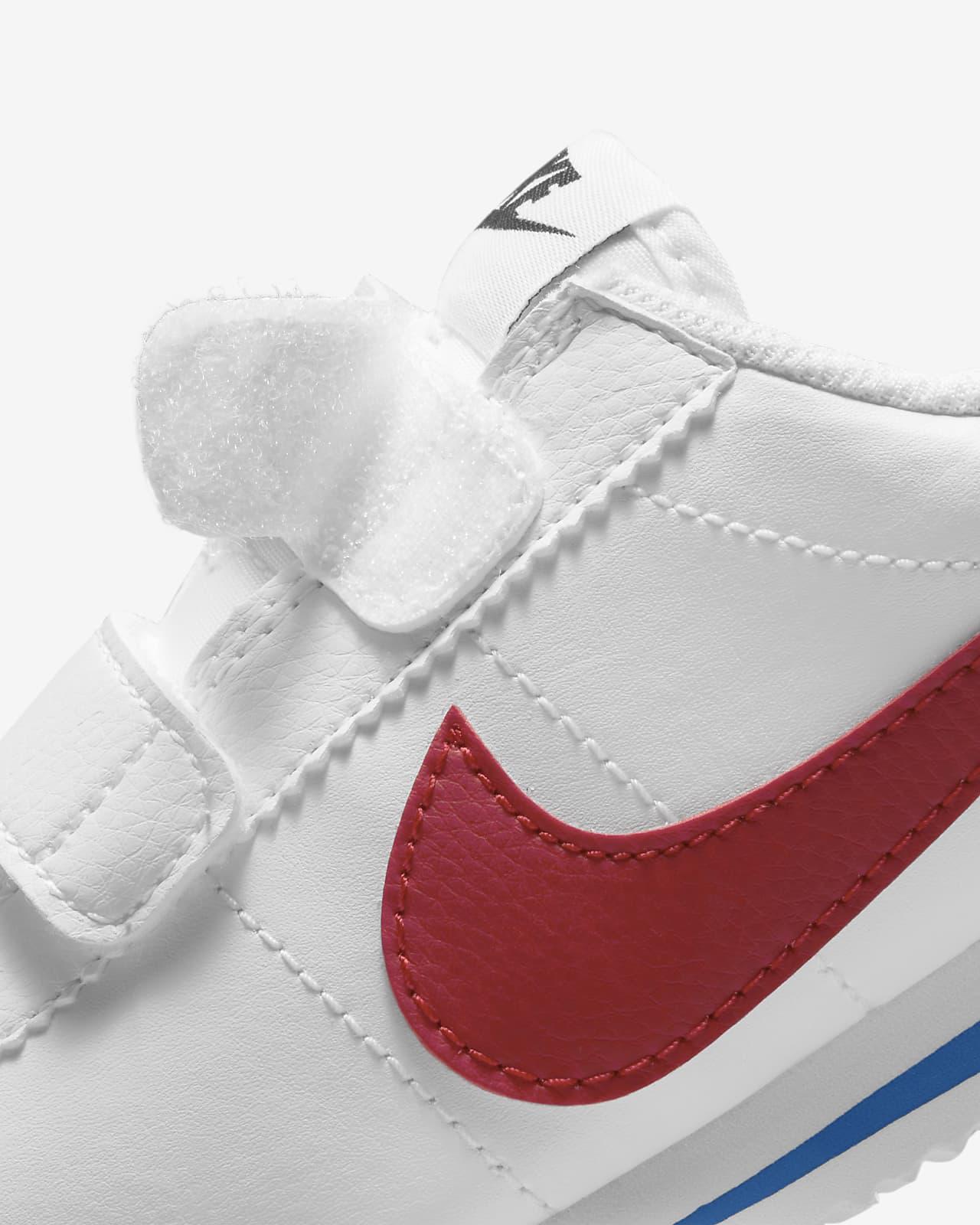 Nike Kid/'s Cortez White//Red//Blue  904767-103 Fashion