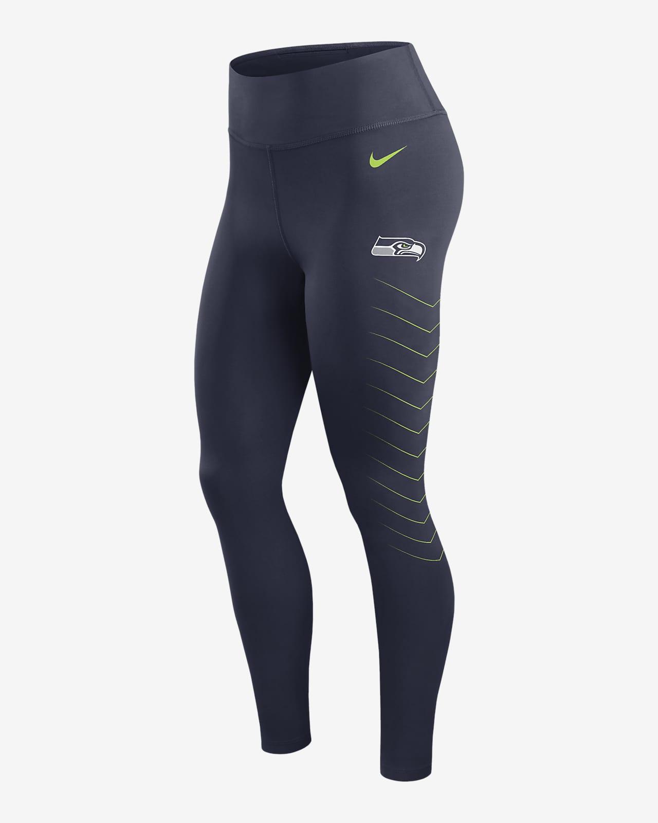 Leggings para mujer Nike Dri-FIT (NFL Seattle Seahawks)