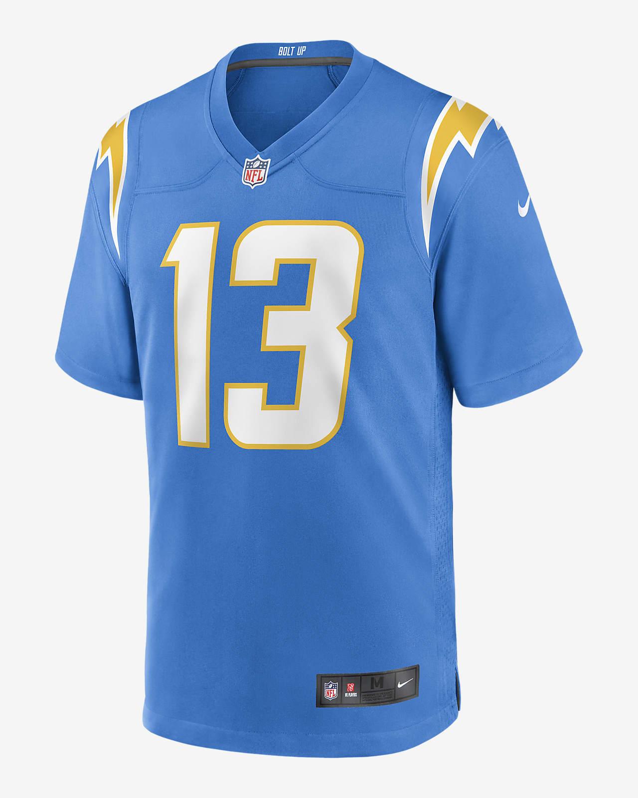 NFL Los Angeles Chargers (Keenan Allen) Men's Game American Football Jersey