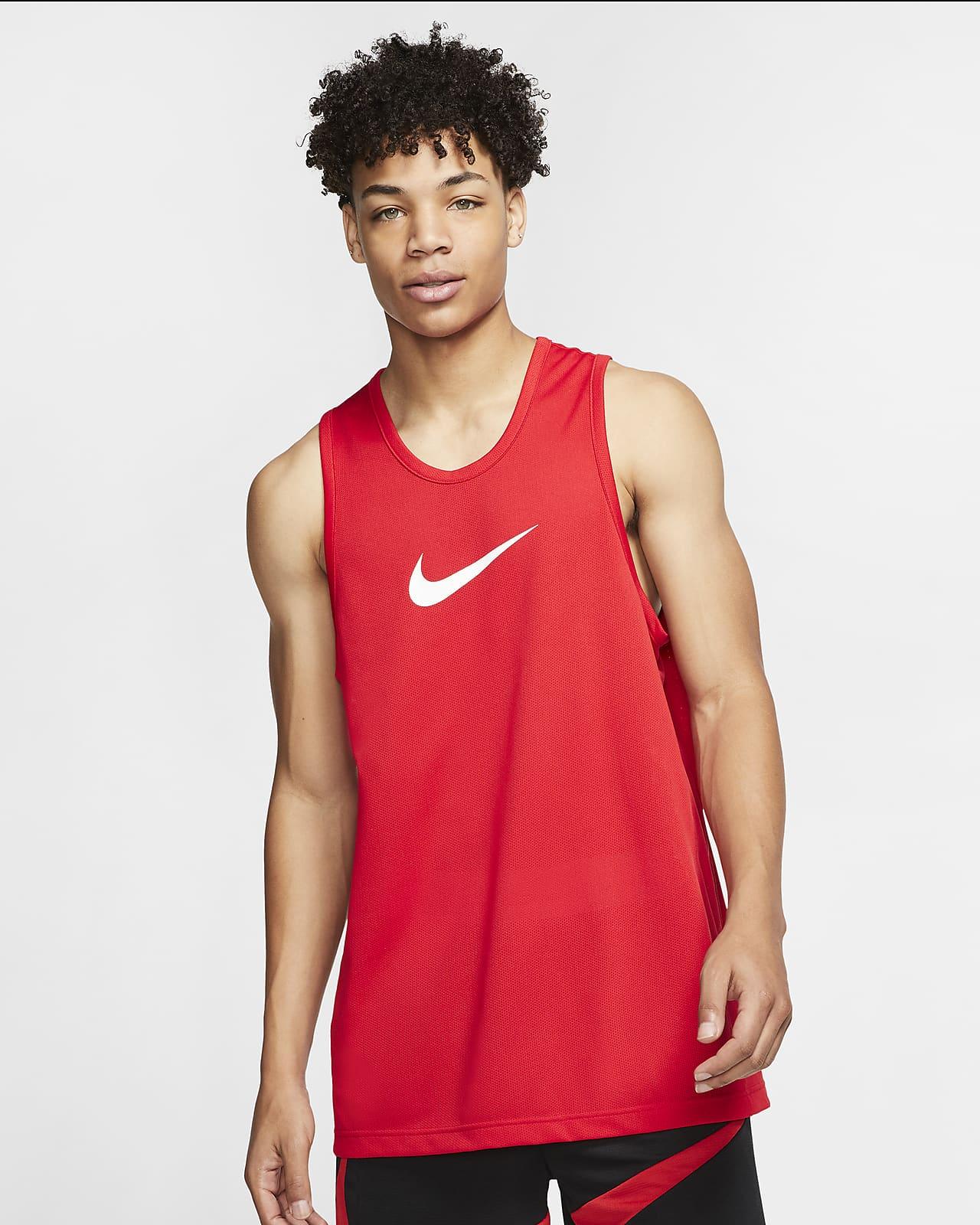 Męska koszulka do koszykówki Nike Dri-FIT
