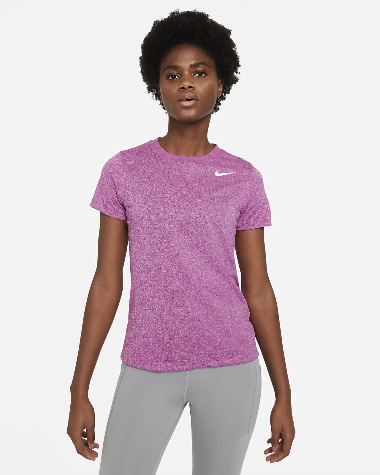 Playera de entrenamiento para mujer Nike Dri-FIT Legend