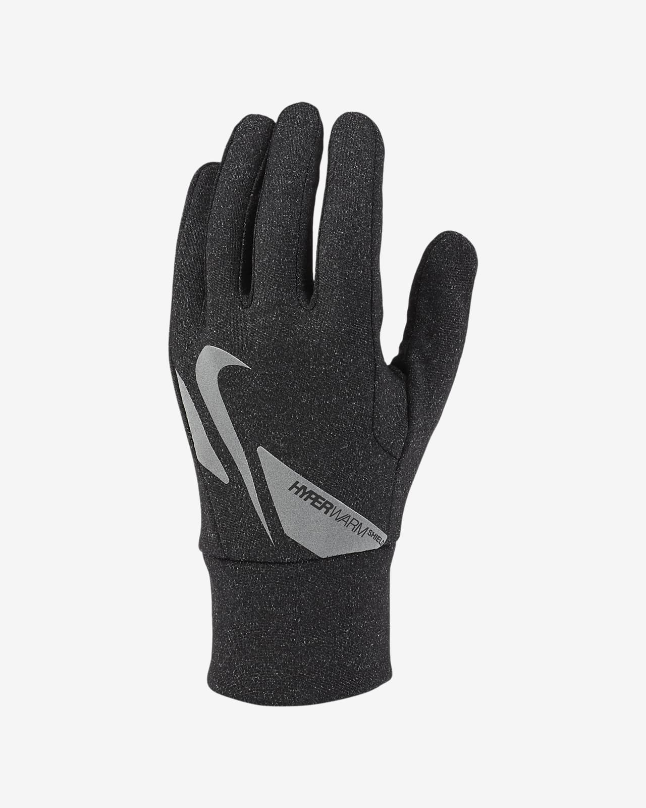 Nike Shield HyperWarm Football Gloves