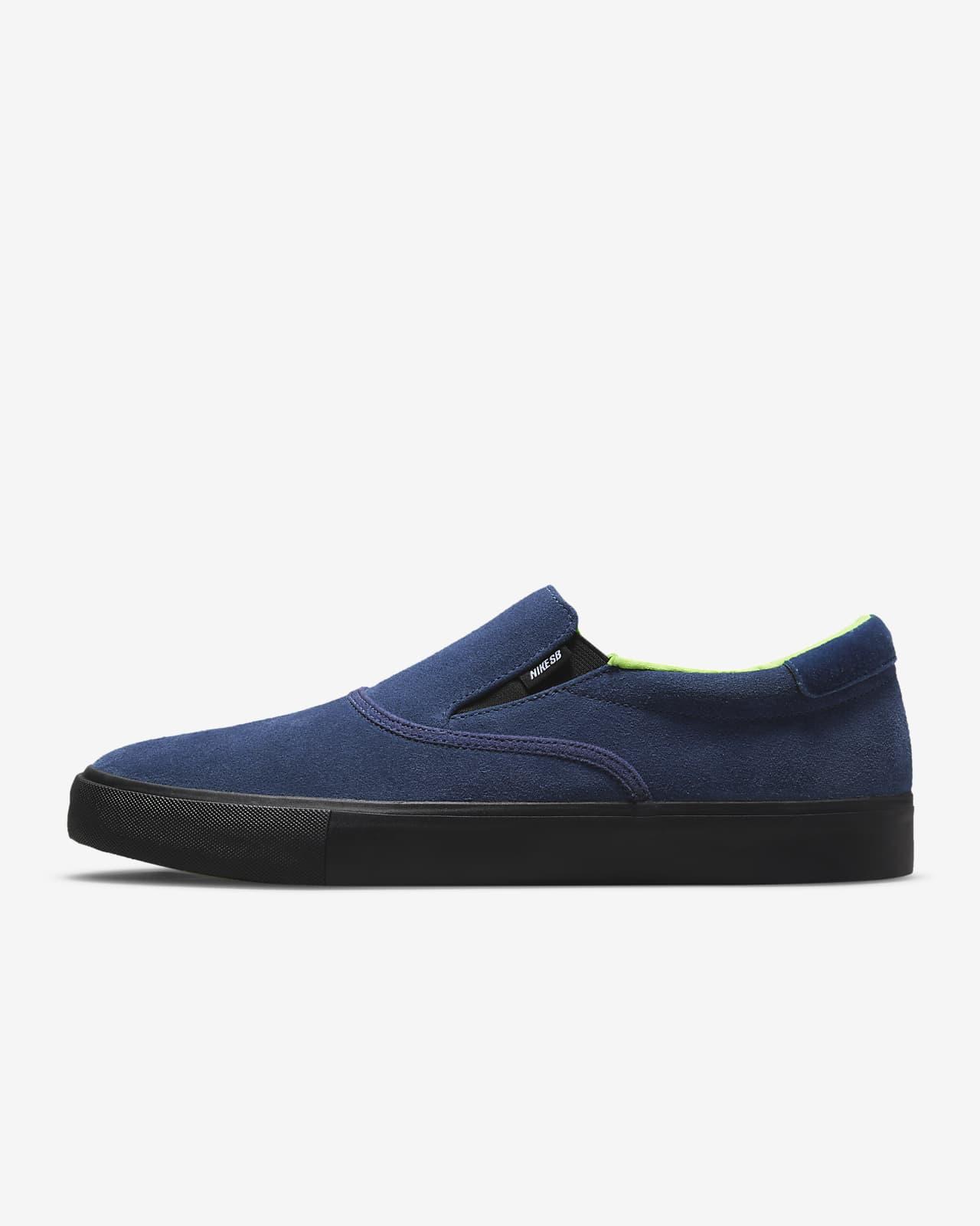 Chaussure de skateboard Nike SB Zoom Verona Slip x Leo Baker