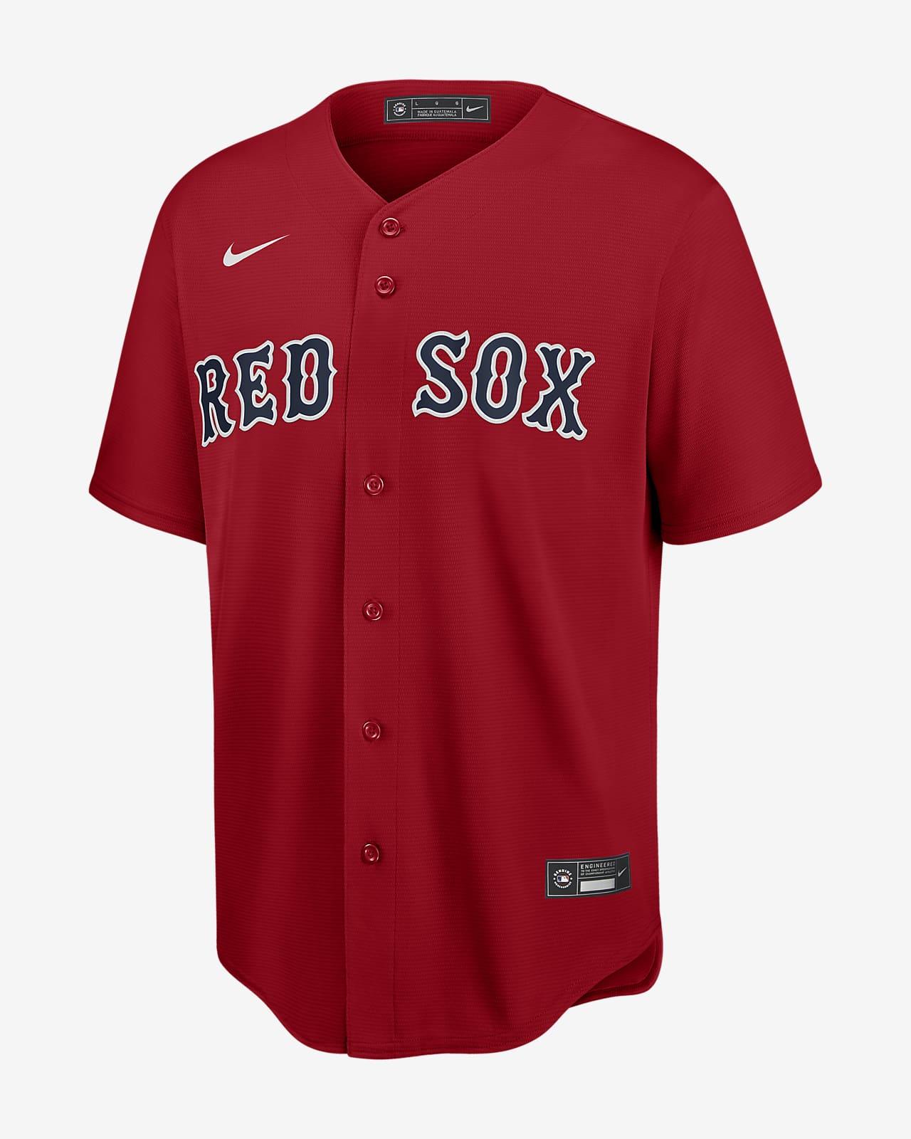 Andrew Benintendi Boston Red Sox Spring Training Baseball Player Jersey