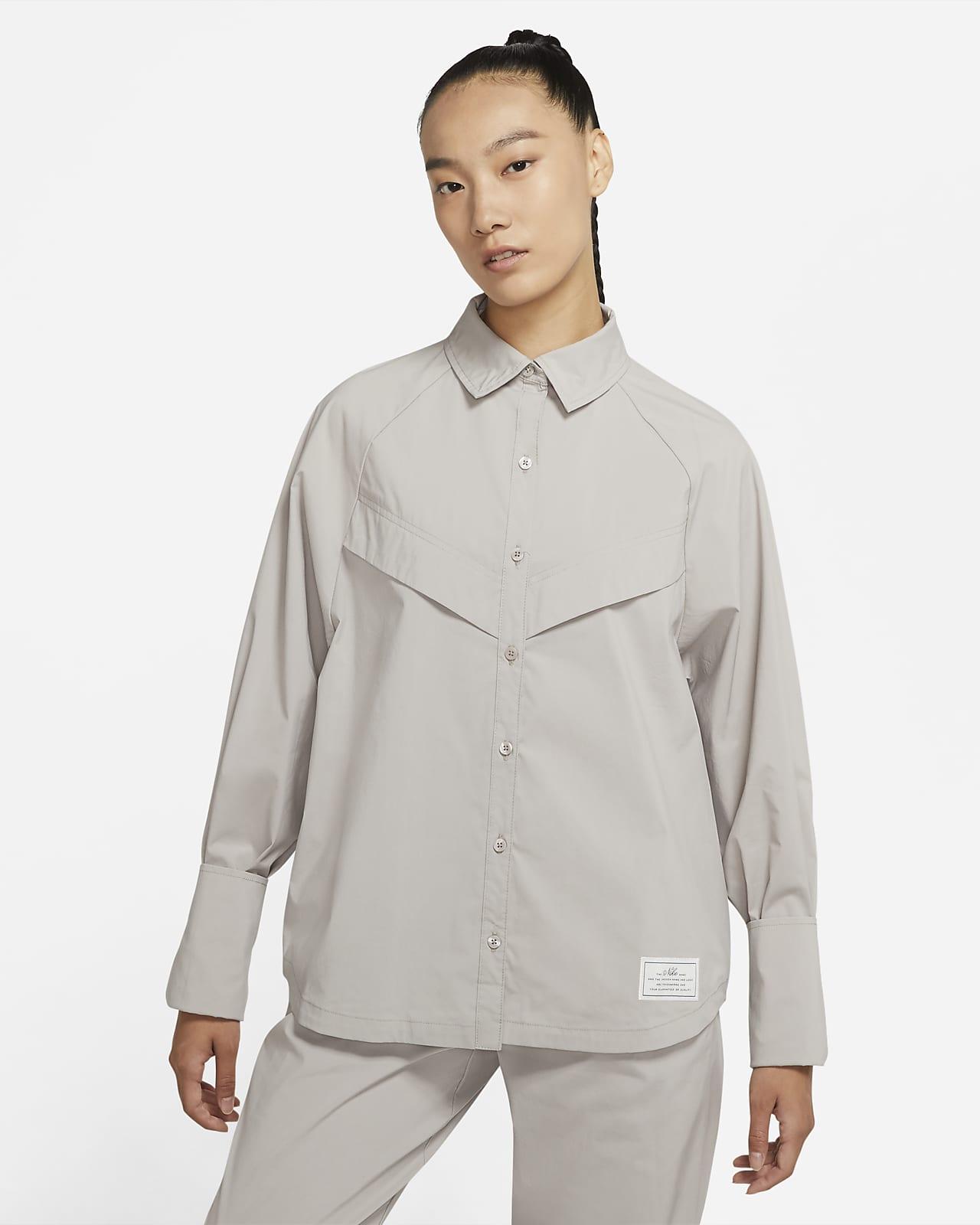 Nike Sportswear Icon Clash 女子长袖上衣