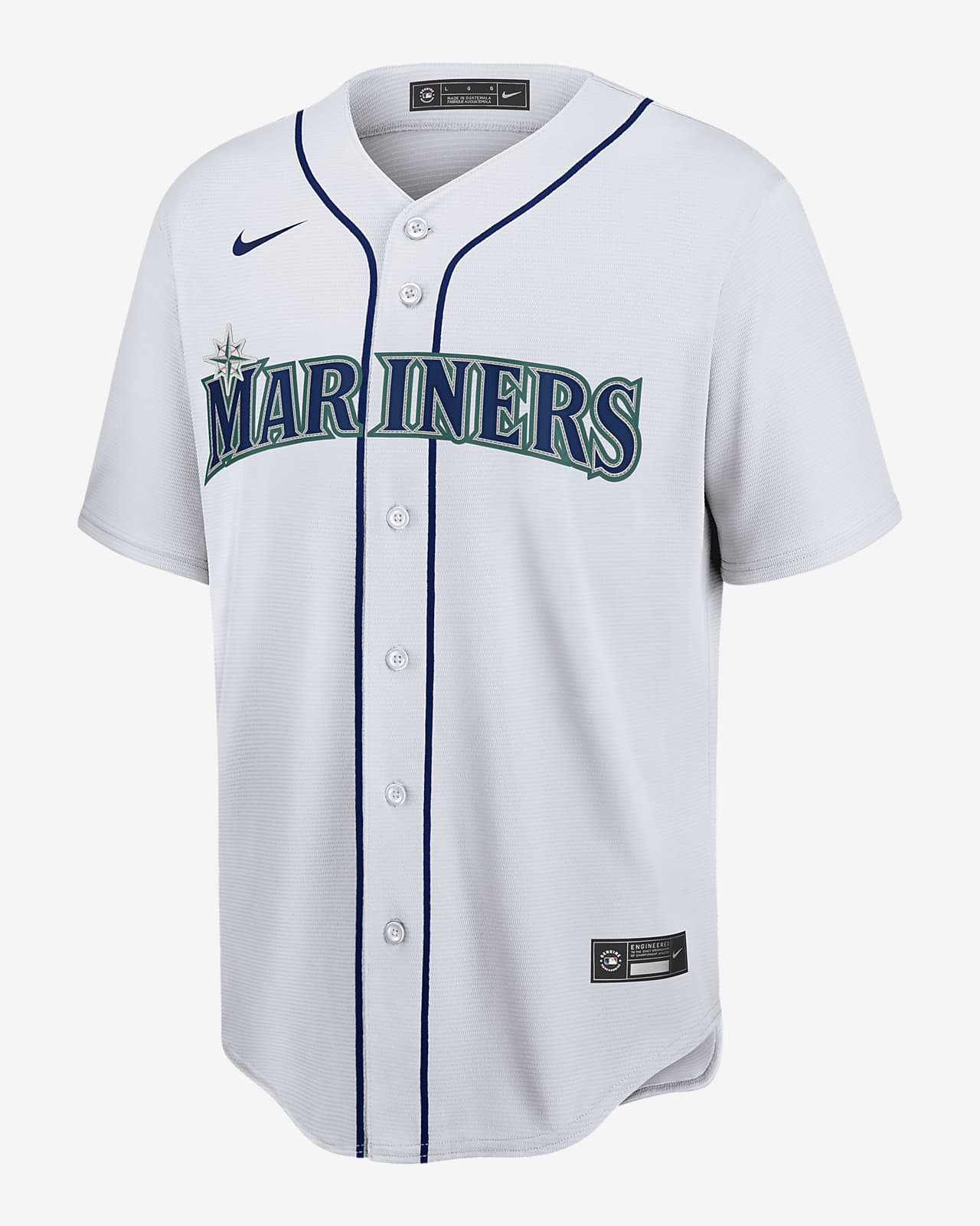 MLB Seattle Mariners (Mitch Haniger) Men's Replica Baseball Jersey