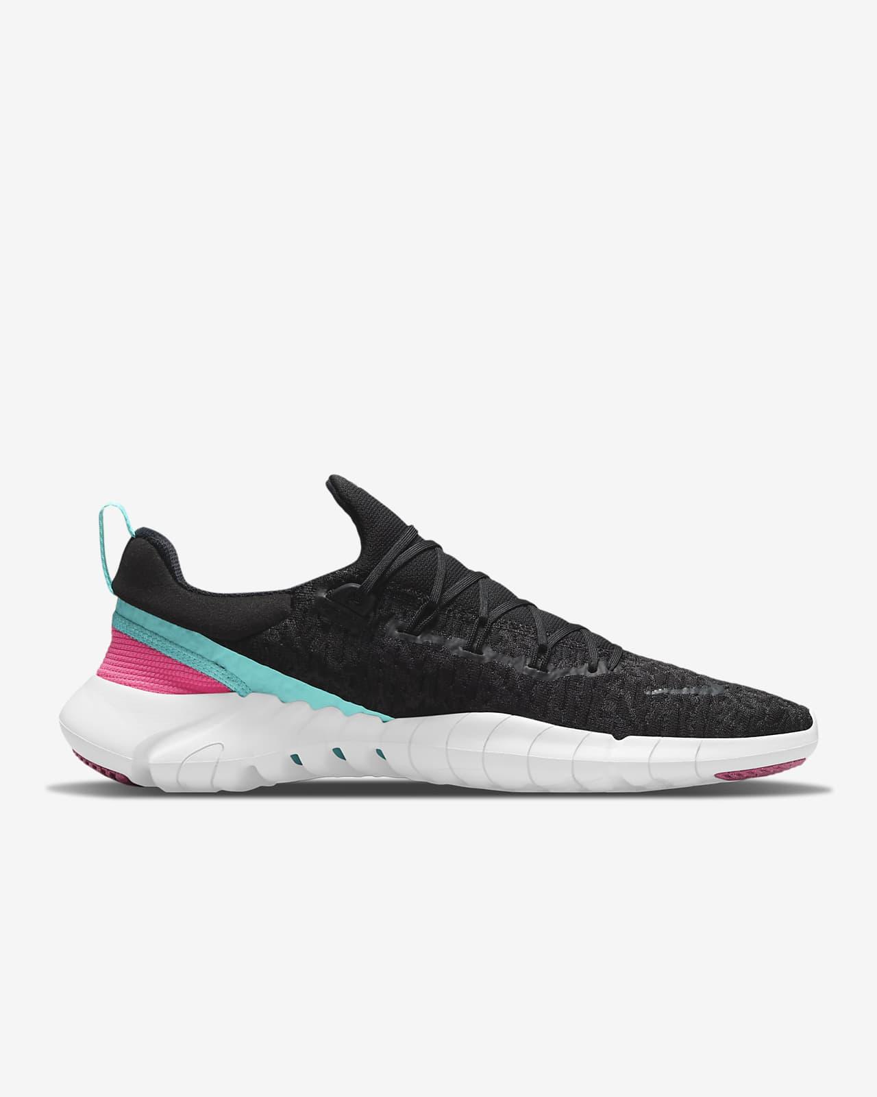 Chaussures de running Nike Free Run 5.0 pour Homme. Nike LU