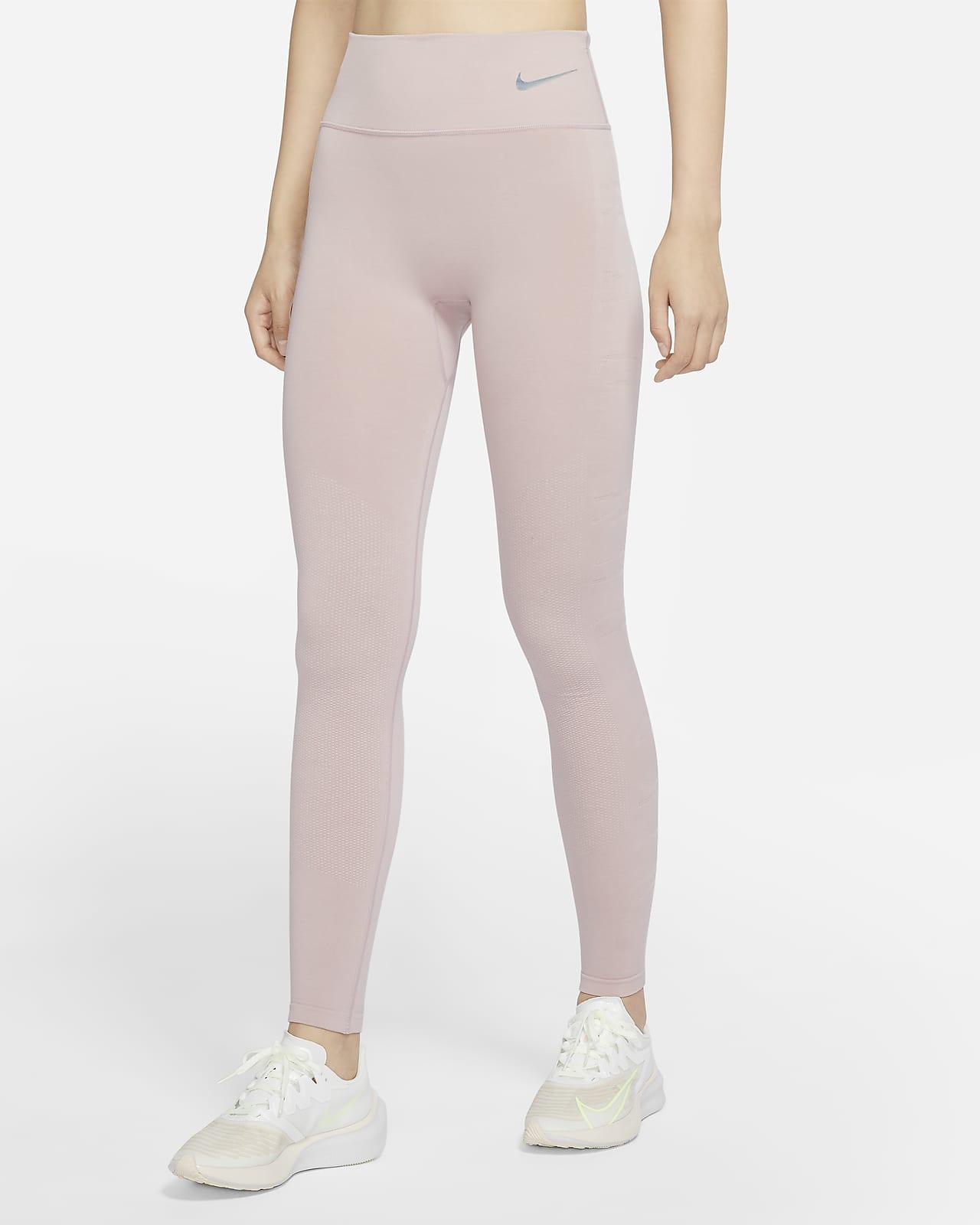 Nike Epic Luxe Run Division Wool 女子跑步紧身裤