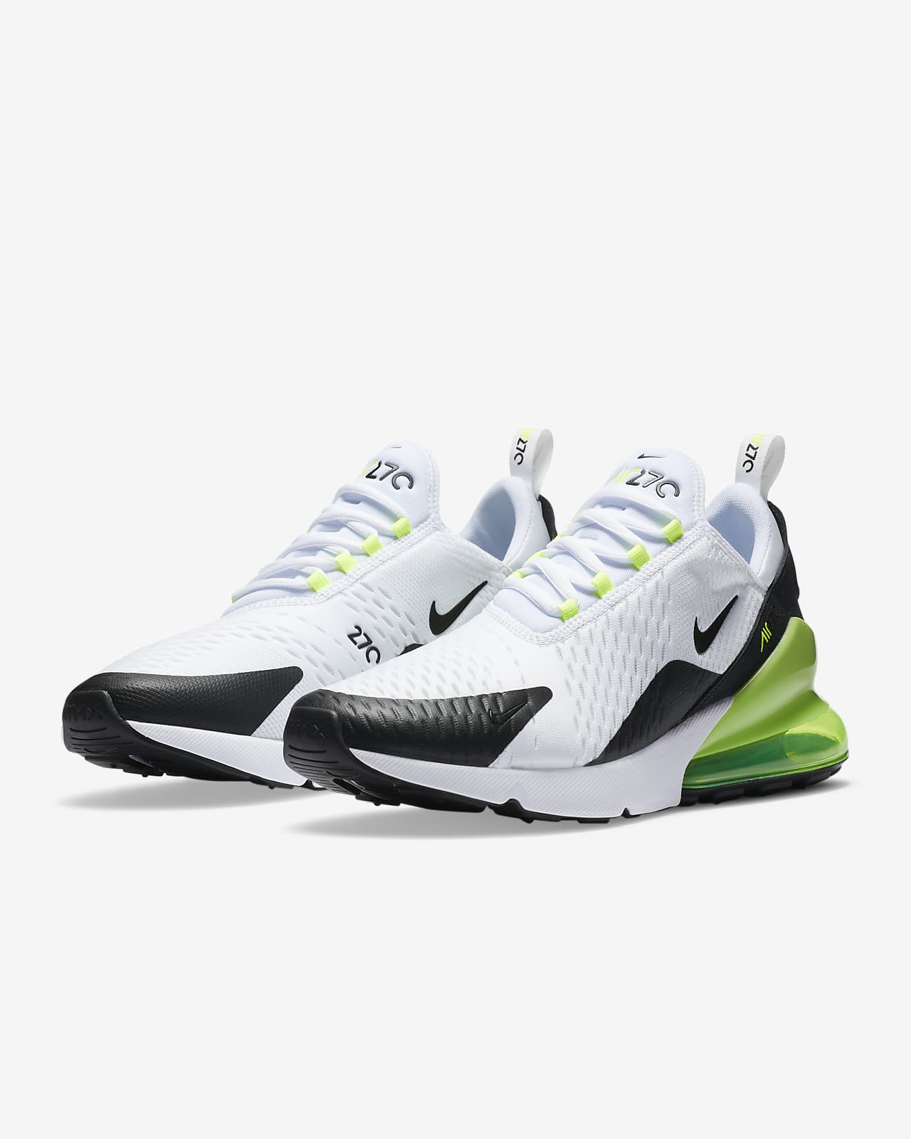 Nike Air Max 270 Men's Shoe. Nike LU