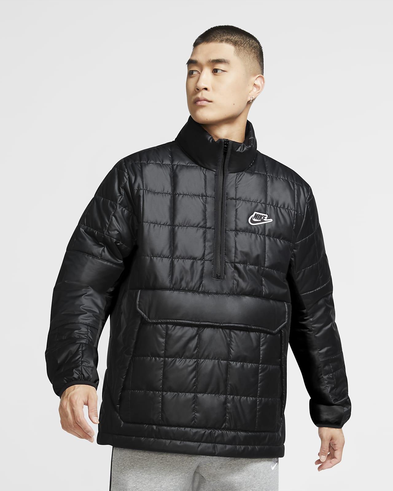 Męska kurtka typu anorak z syntetycznym wypełnieniem Nike Sportswear