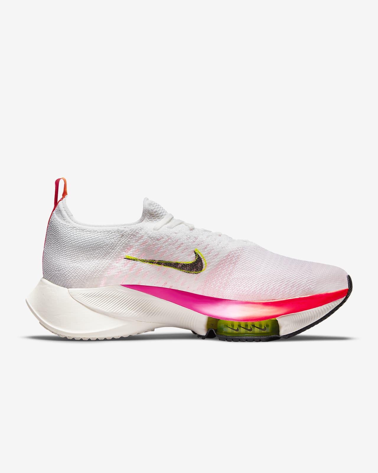 Chaussure de running sur route Nike Air Zoom Tempo NEXT% Flyknit pour Homme