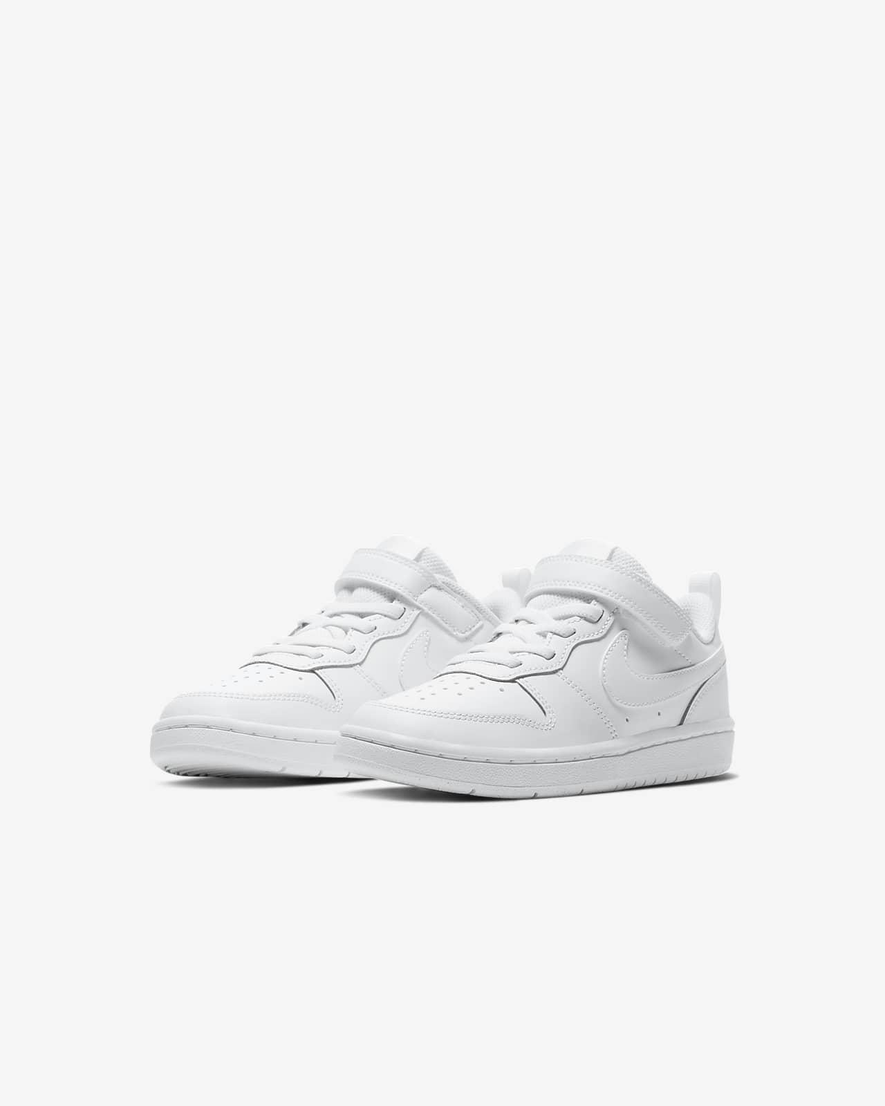 nike scarpe bambini court