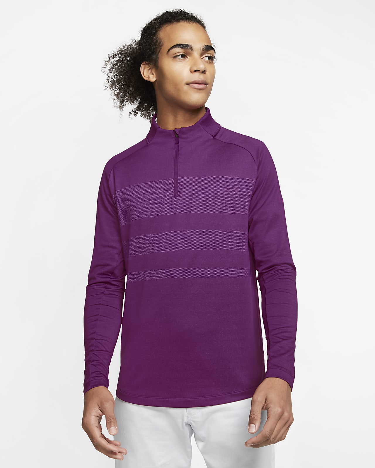 Haut de golf à demi-zip Nike Dri-FIT Vapor pour Homme