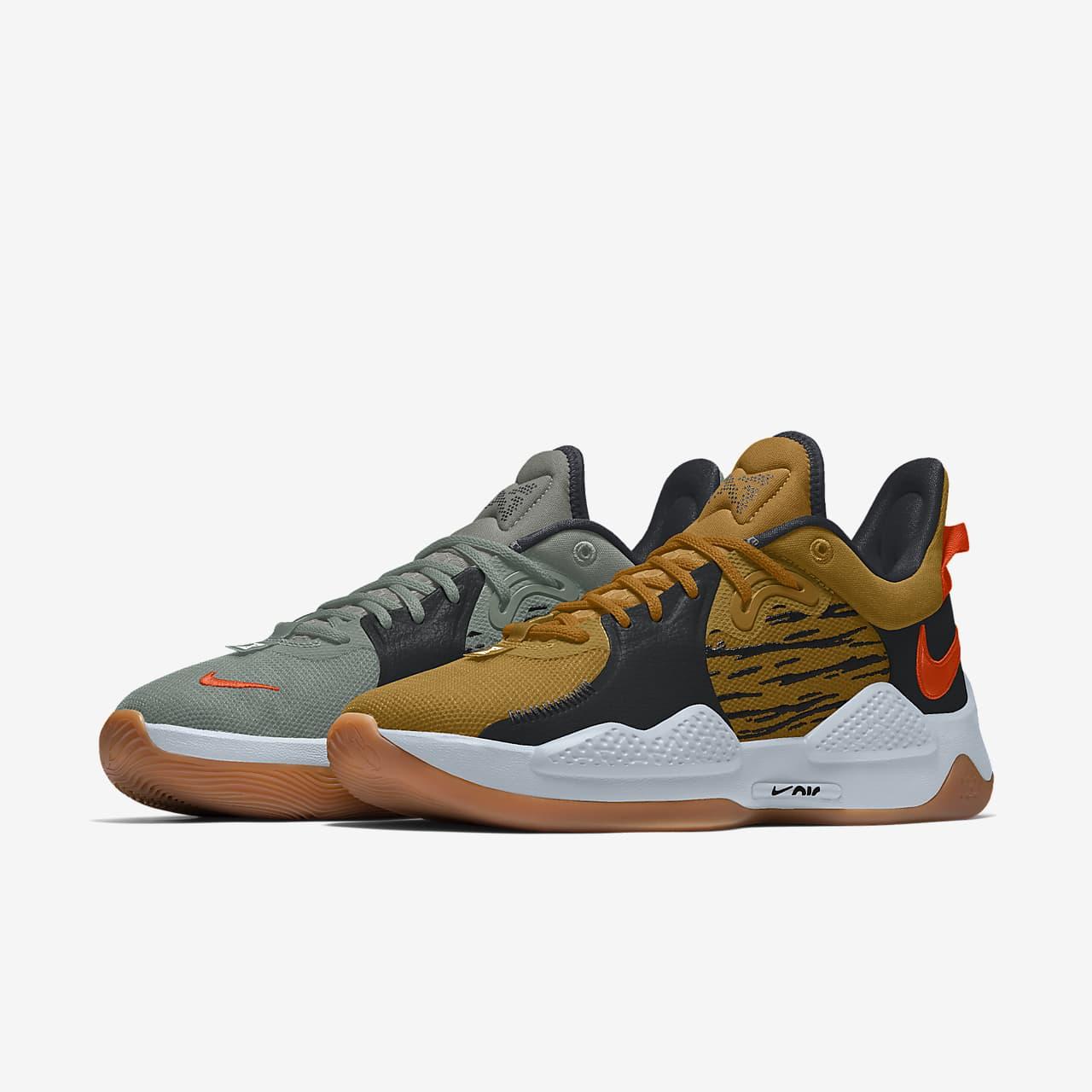 Duque pollo Actriz  PG 5 By You Custom Basketball Shoe. Nike PH