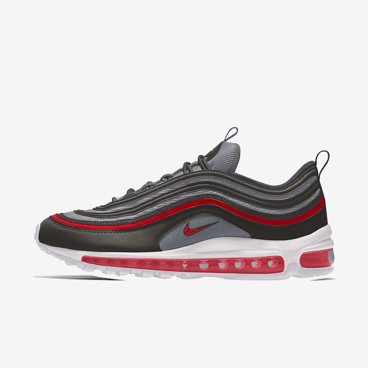 Nike Air Max 97 By You Custom Men S Lifestyle Shoe Nike Com