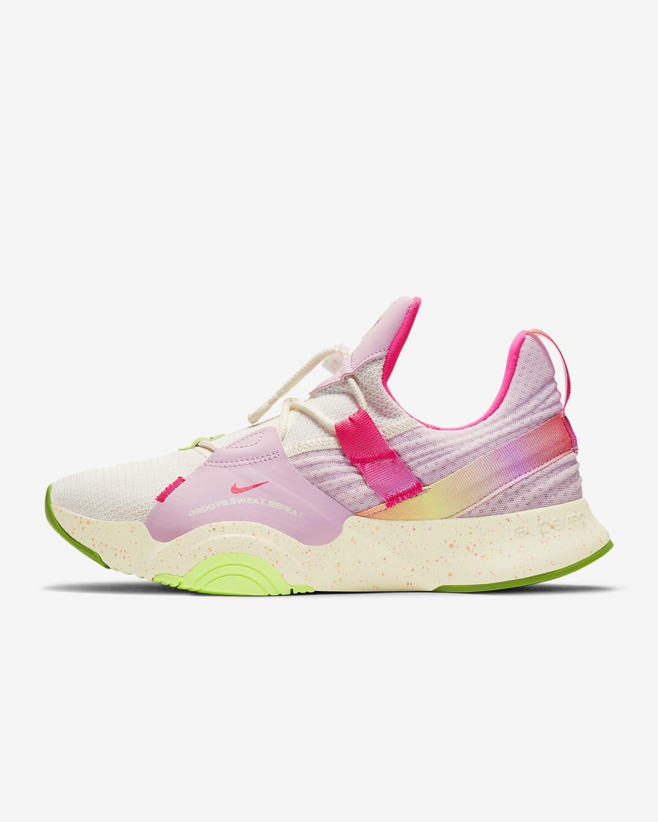 Nike SuperRep Groove 女子训练鞋