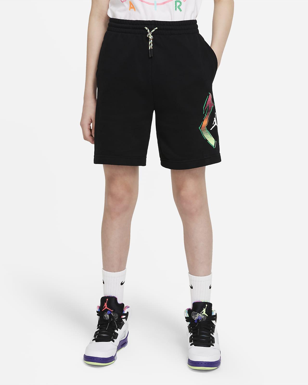 Shorts para niño talla grande Jordan Sport DNA