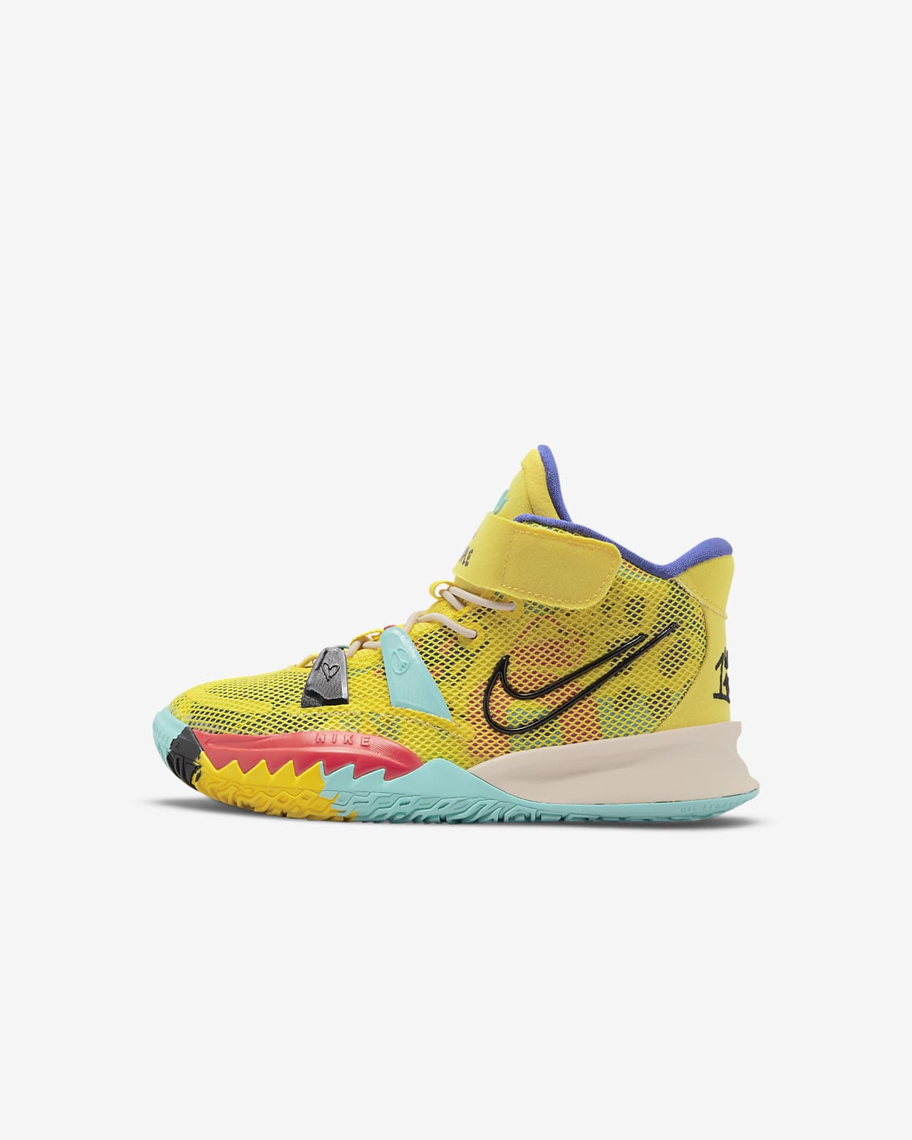 Kyrie 7 Younger Kids' Shoe