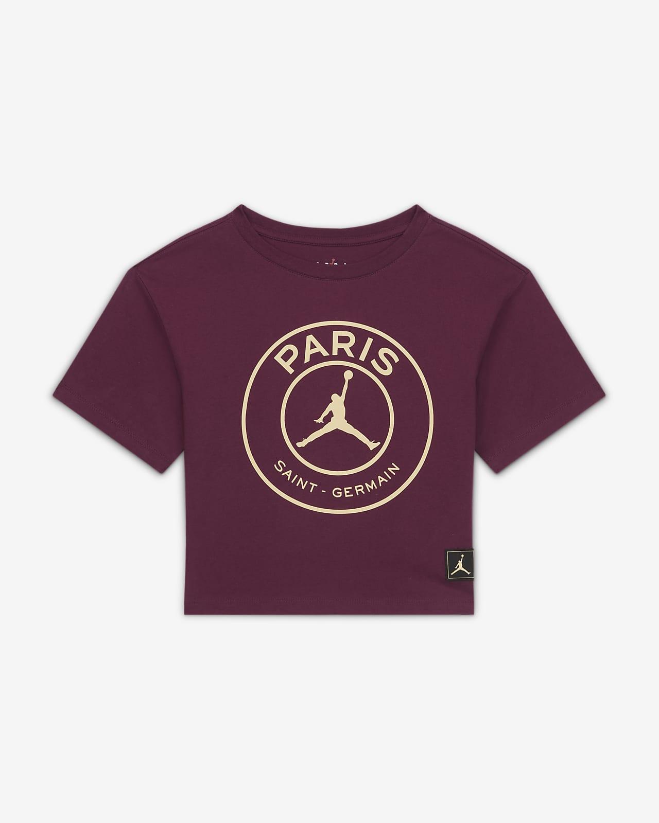 Paris Saint-Germain póló nagyobb gyerekeknek (lányok)