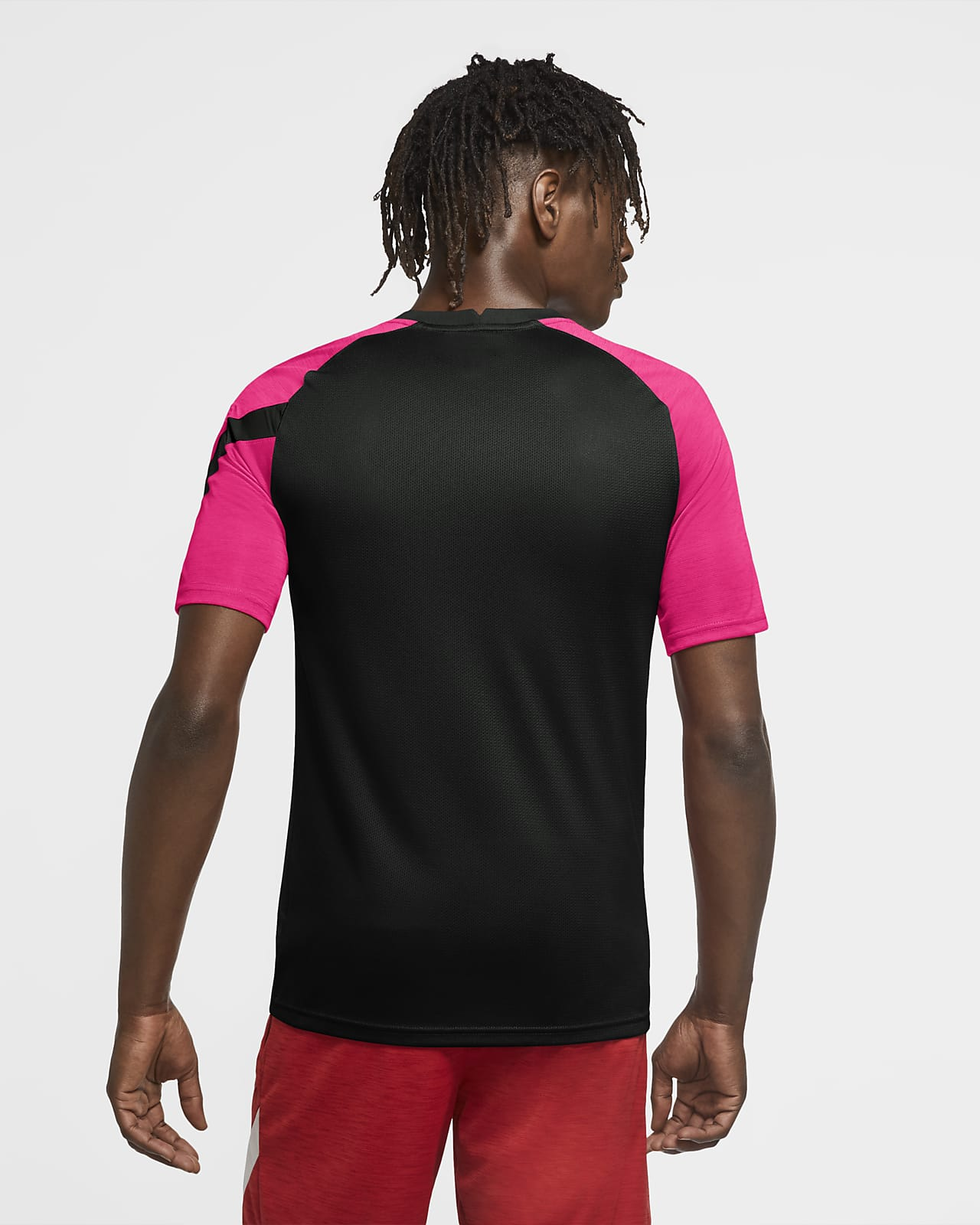 Nike Dri-FIT Academy Men's Graphic Short-Sleeve Football Top