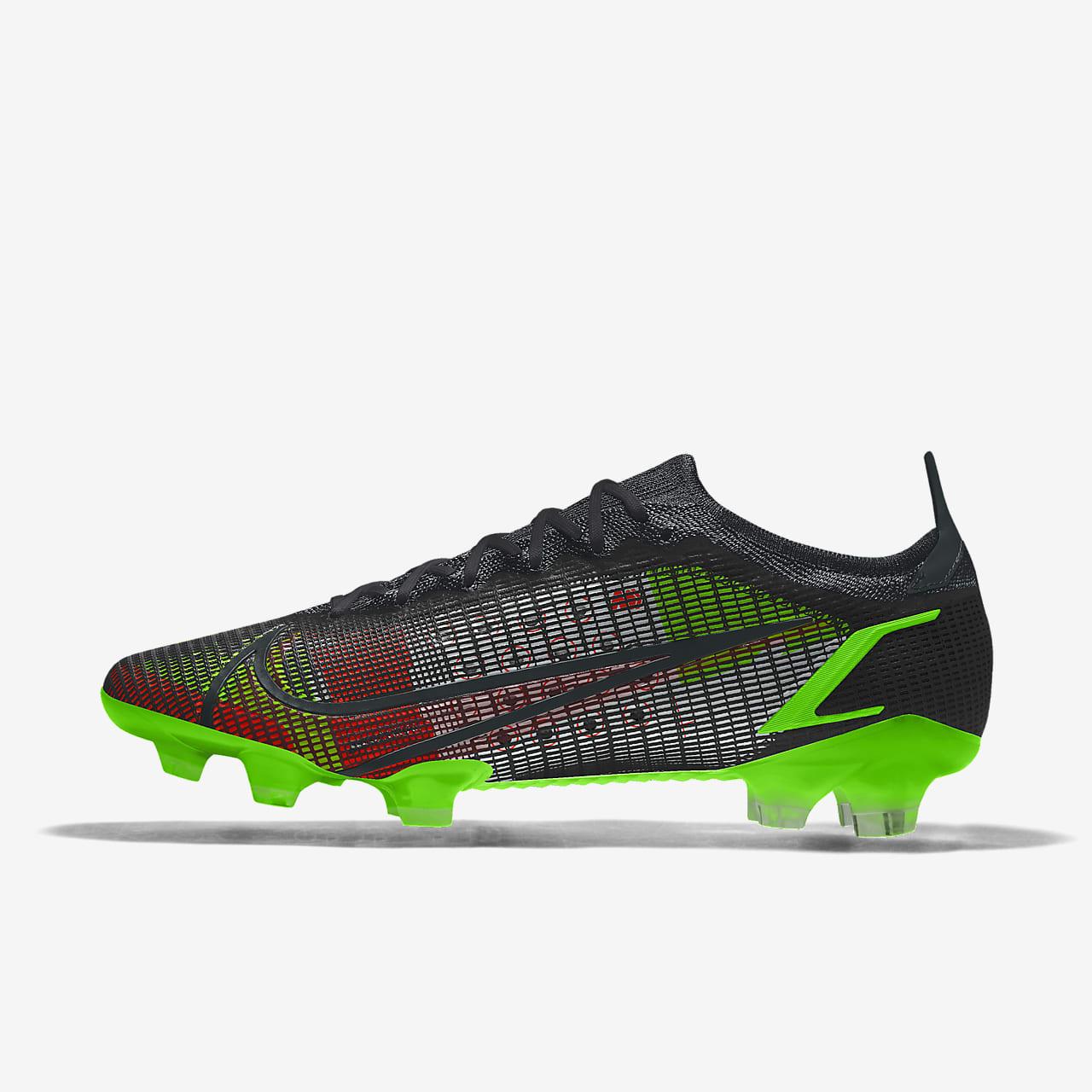 Nike Mercurial Vapor 14 Elite By You personalisierbarer Fußballschuh