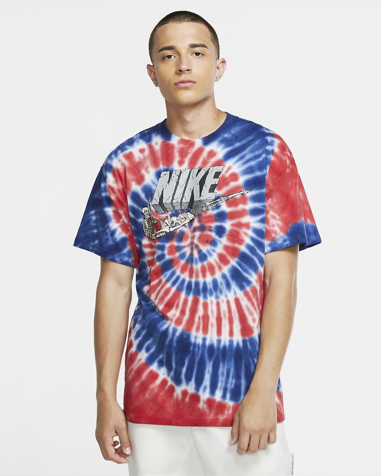 เสื้อยืดบาสเก็ตบอลผู้ชาย Nike Exploration Series