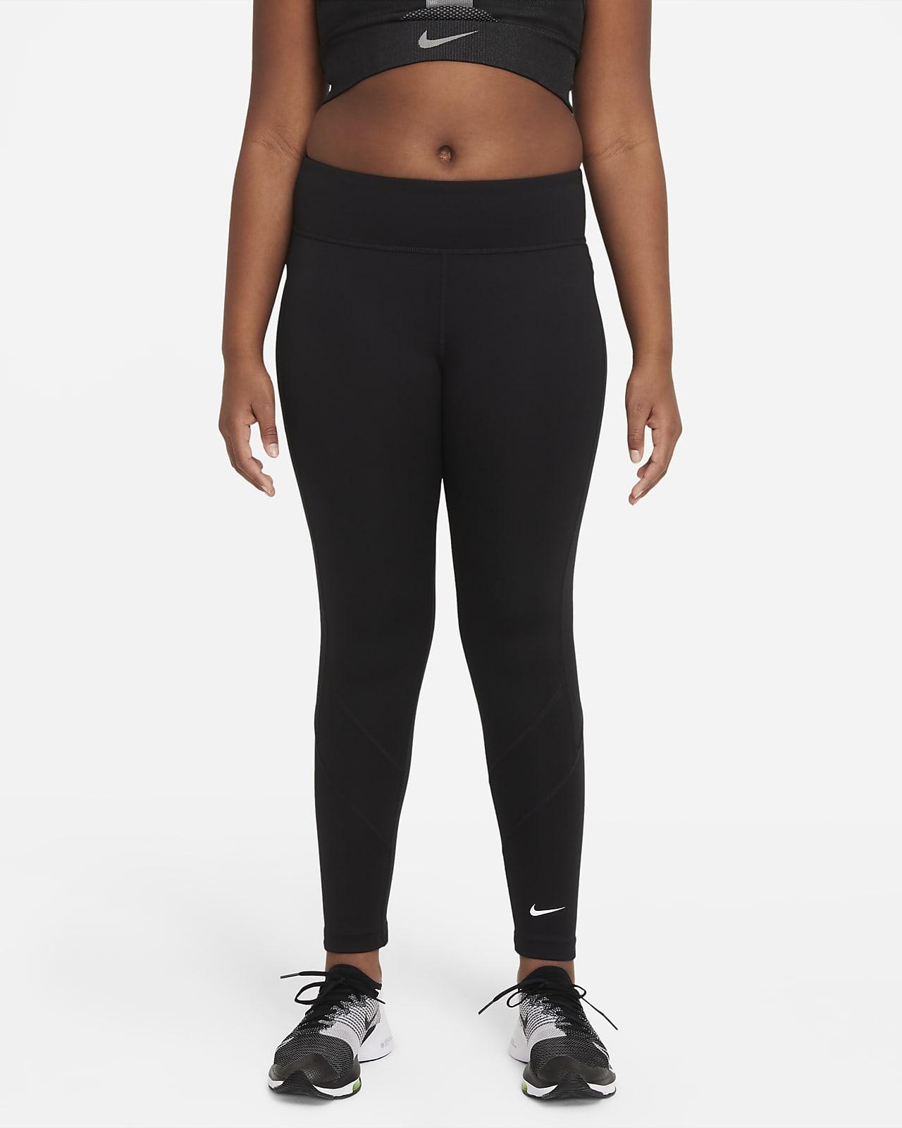 Legging Nike Dri-FIT One pour Fille plus âgée (taille étendue)