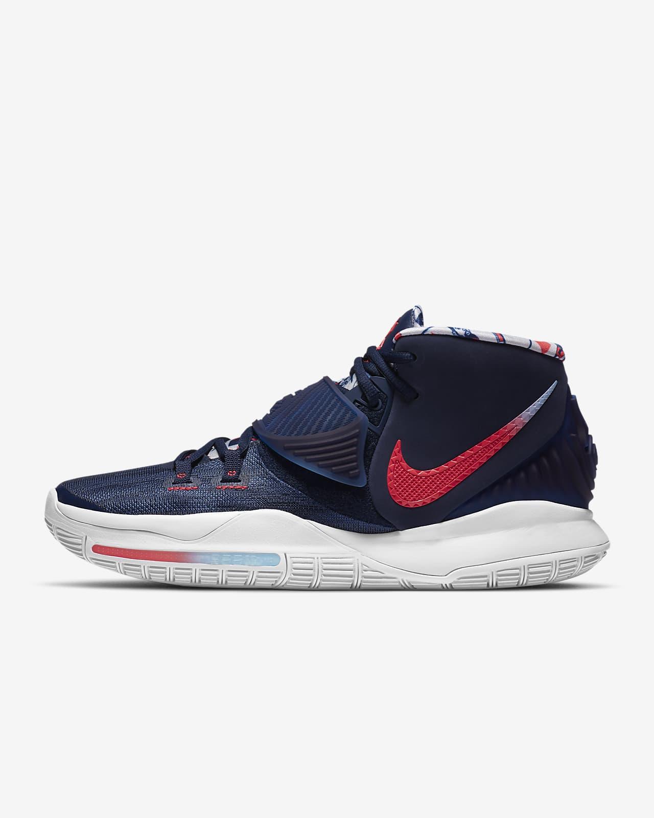 Kyrie 6 'Midnight Navy' Basketball Shoe