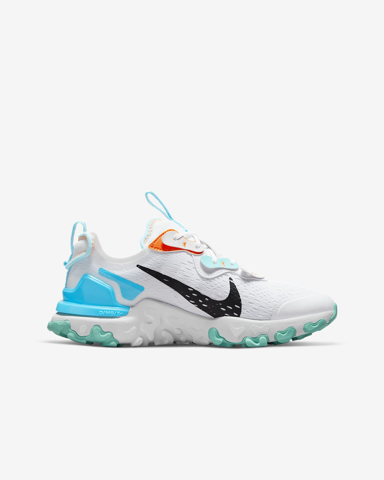 Nike React Vision Older Kids' Shoes. Nike LU
