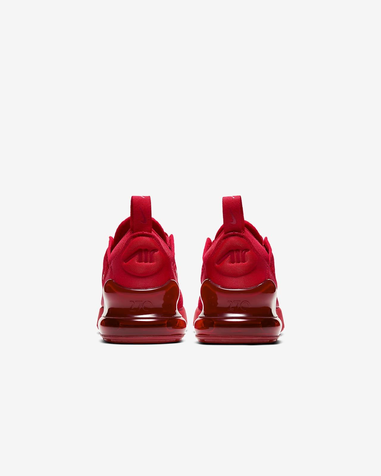270 nike rojos
