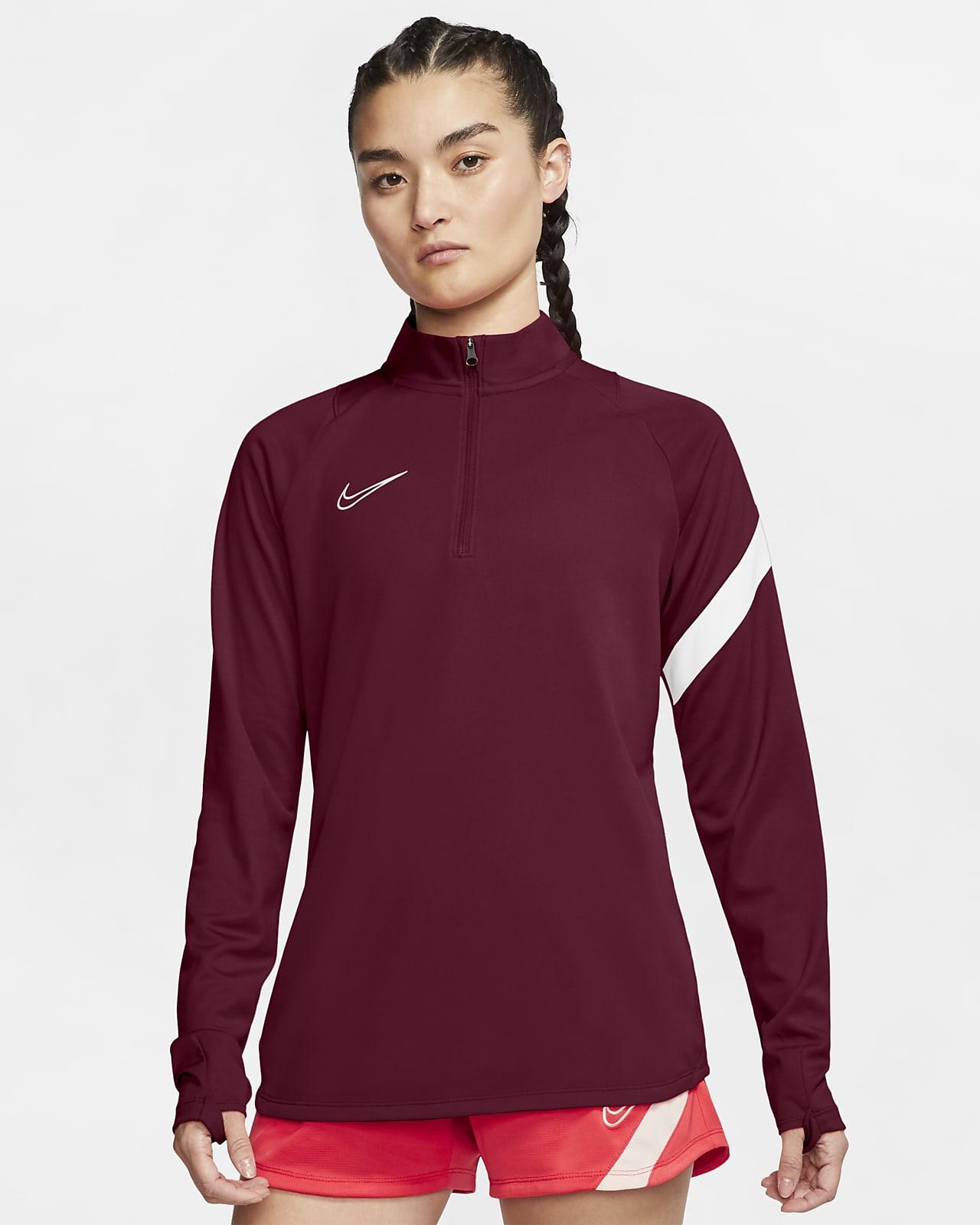 Dámský fotbalový tréninkový top Nike Dri-FIT Academy Pro