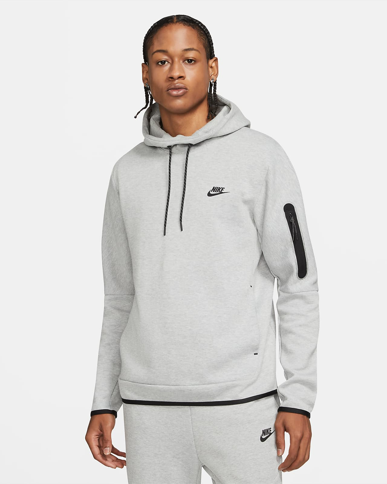 Nike Sportswear Tech Fleece Men's Pullover Hoodie