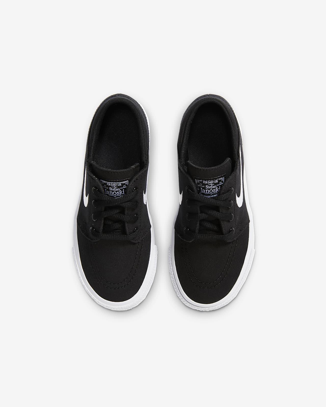 Nike SB Stefan Janoski Canvas (10.5c-3y