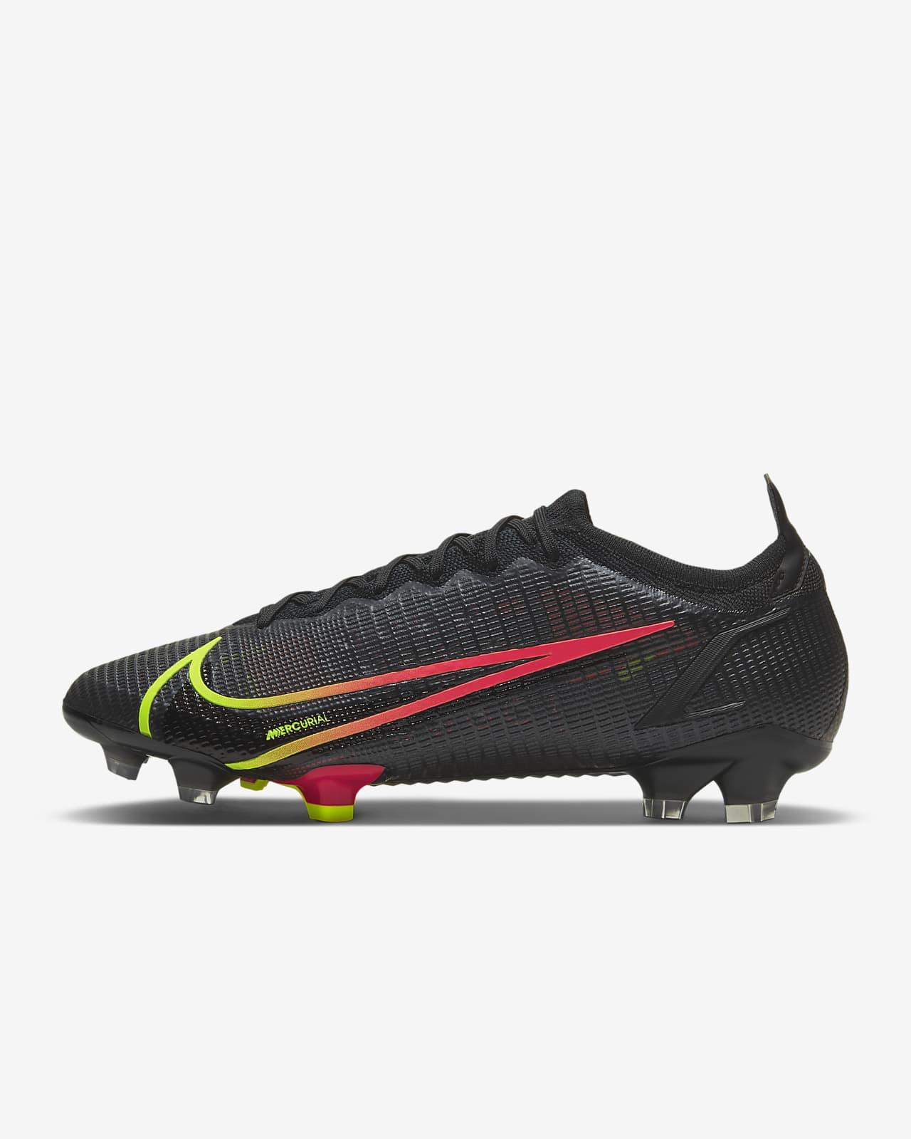 Chaussure de football à crampons pour terrain sec Nike Mercurial Vapor 14 Elite FG