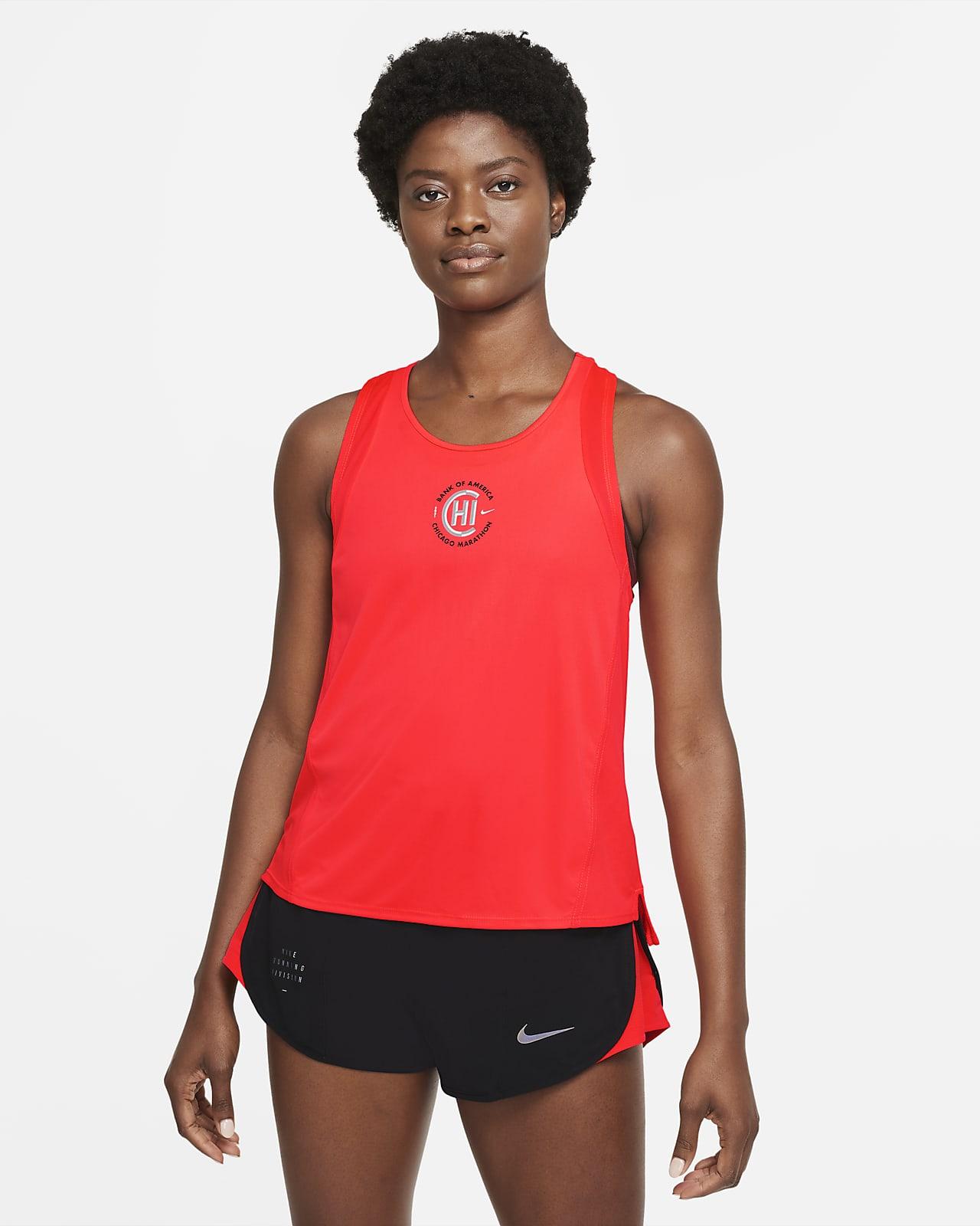 Camiseta para mujer Nike Dri-FIT Chicago