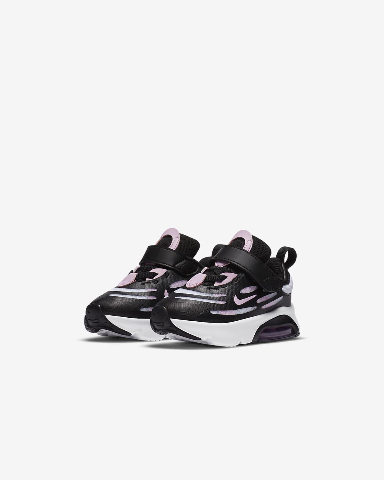Nike Air Max Exosense Baby and Toddler Shoe. Nike LU