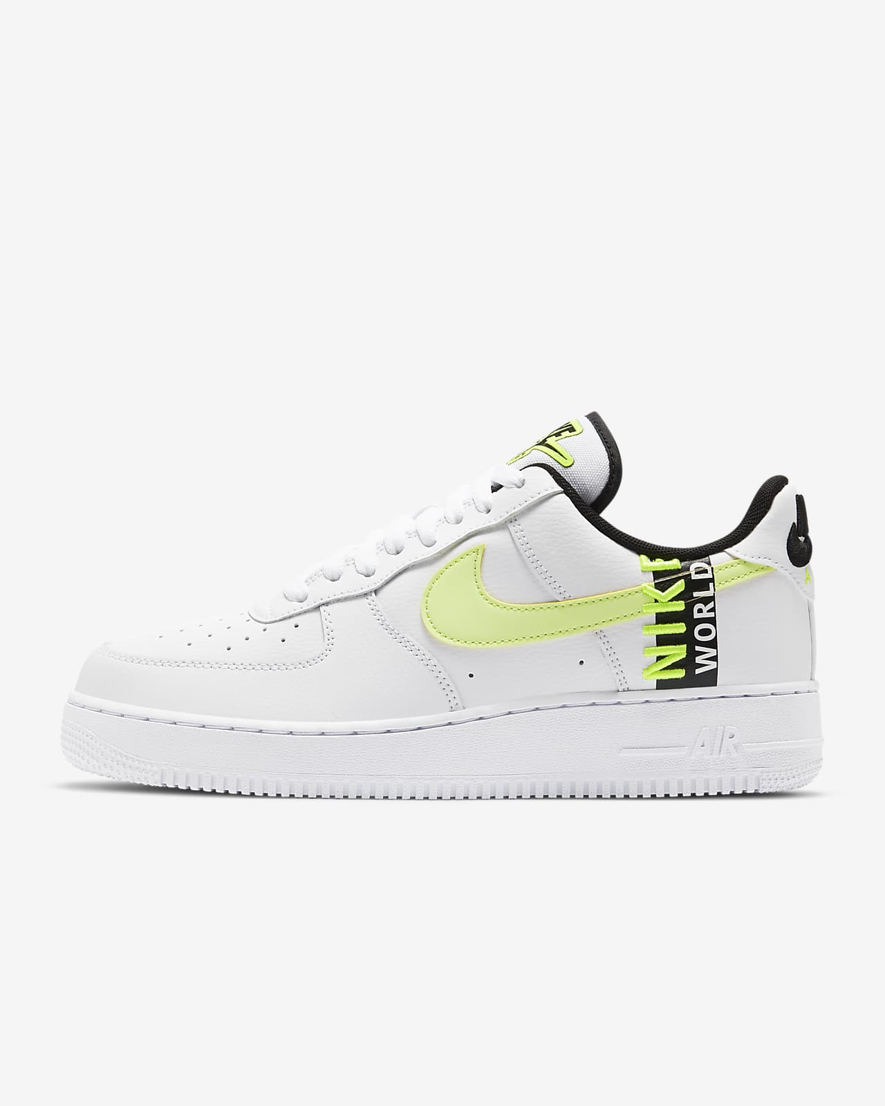 taller Encogimiento trabajo duro  Nike Air Force 1 '07 LV8 WW Men's Shoe. Nike.com