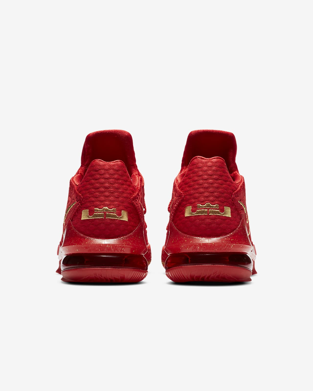 lebron low red
